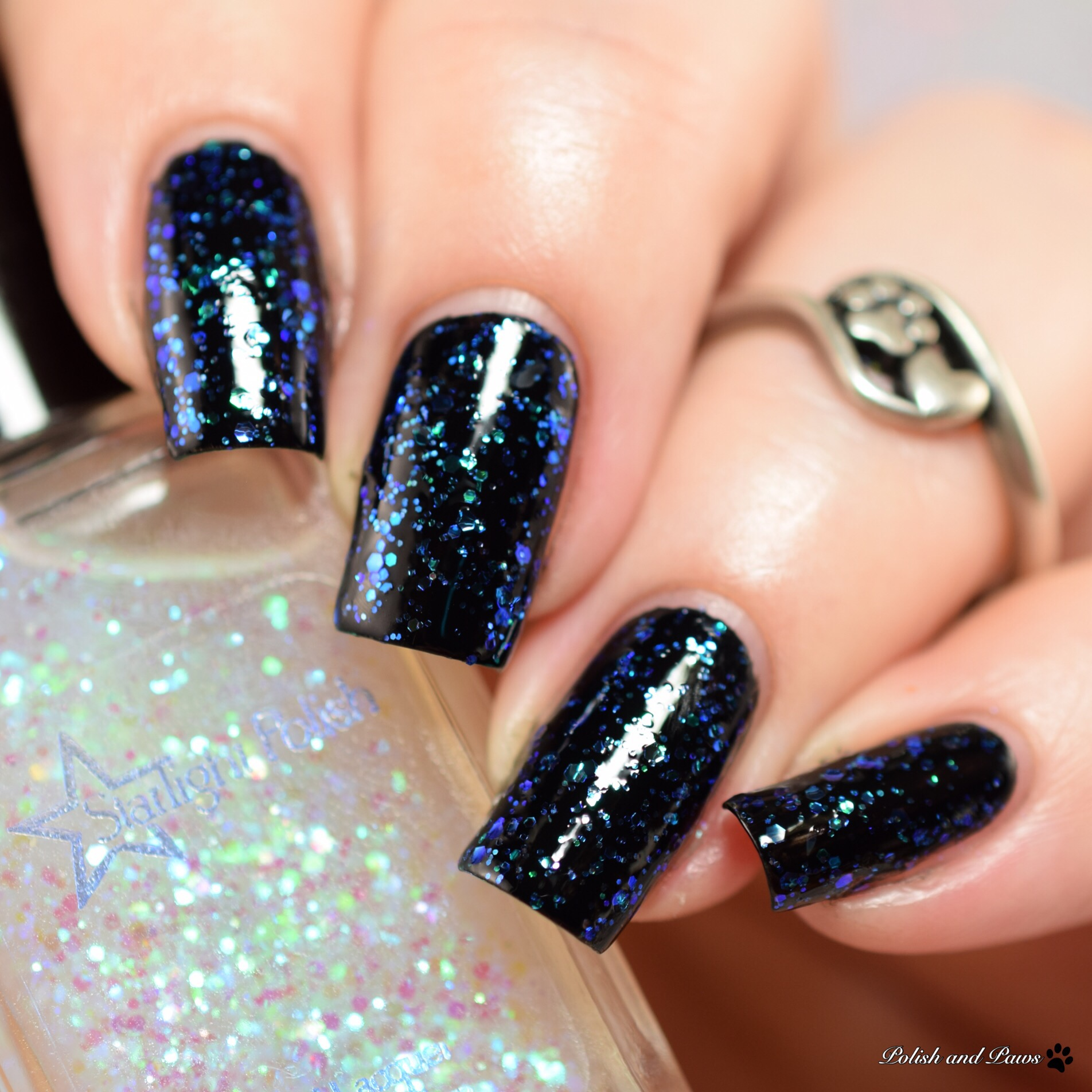 Starlight Polish Aurora Borealis