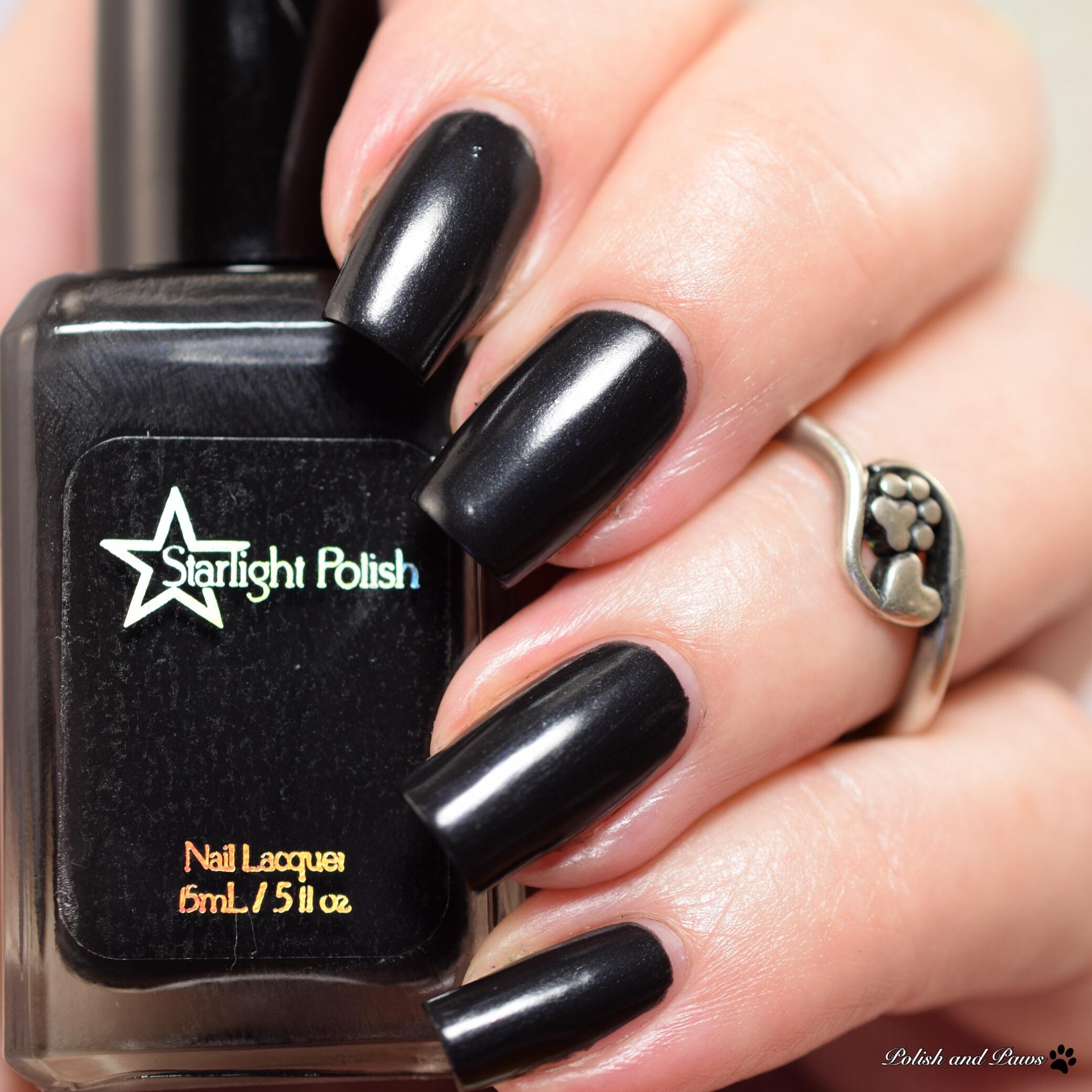 Starlight Polish Obsidian