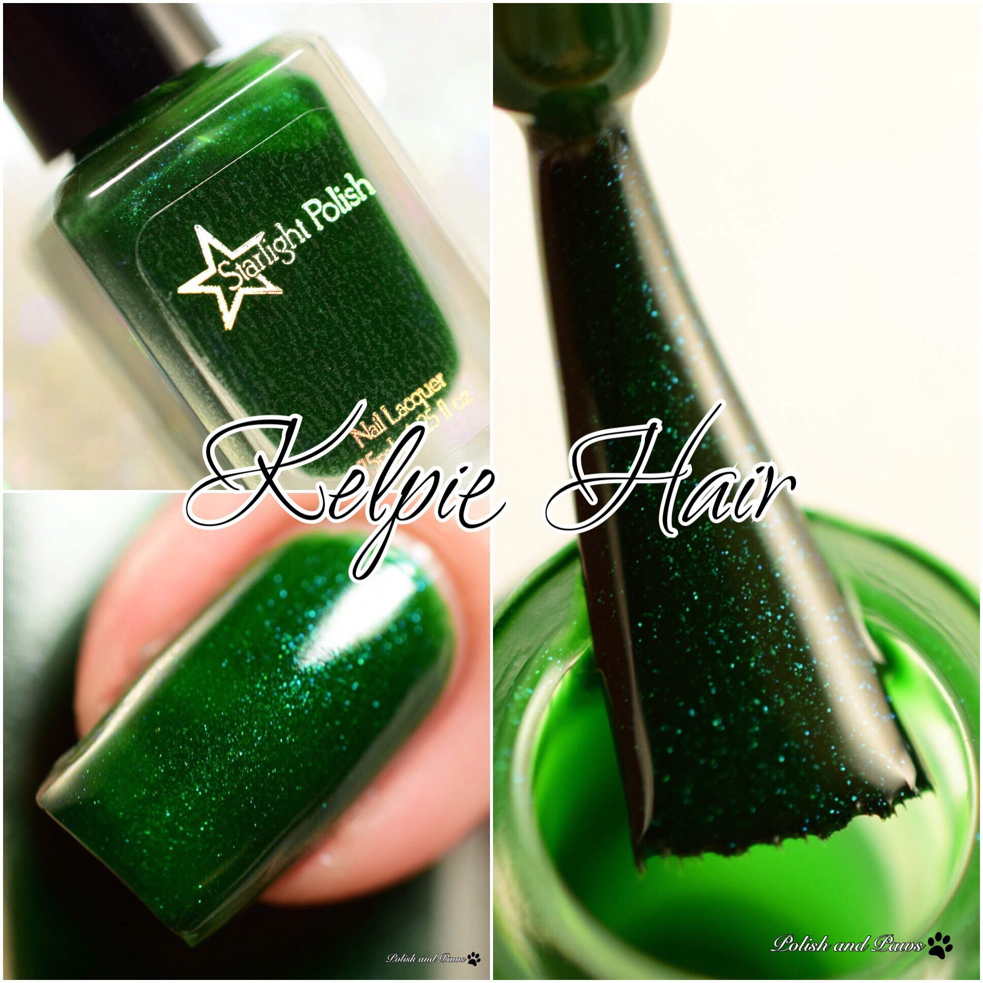 Starlight Polish Kelpie Hair