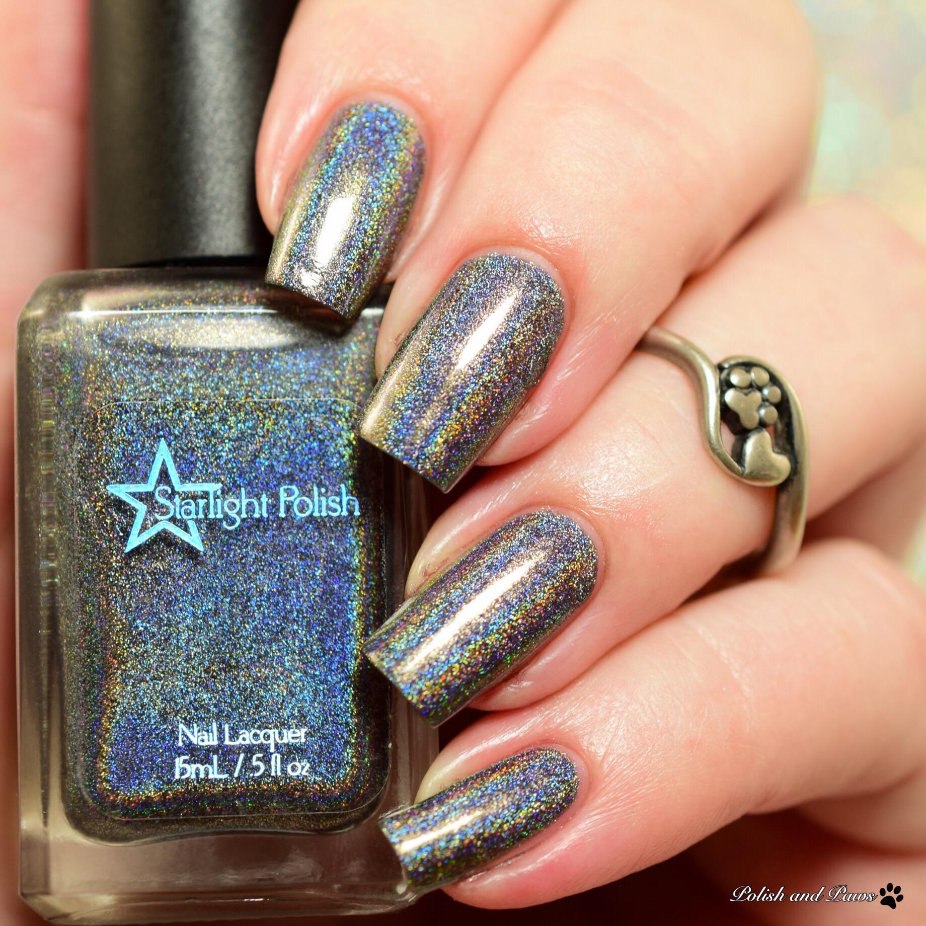 Starlight Polish Smoke and Ashes