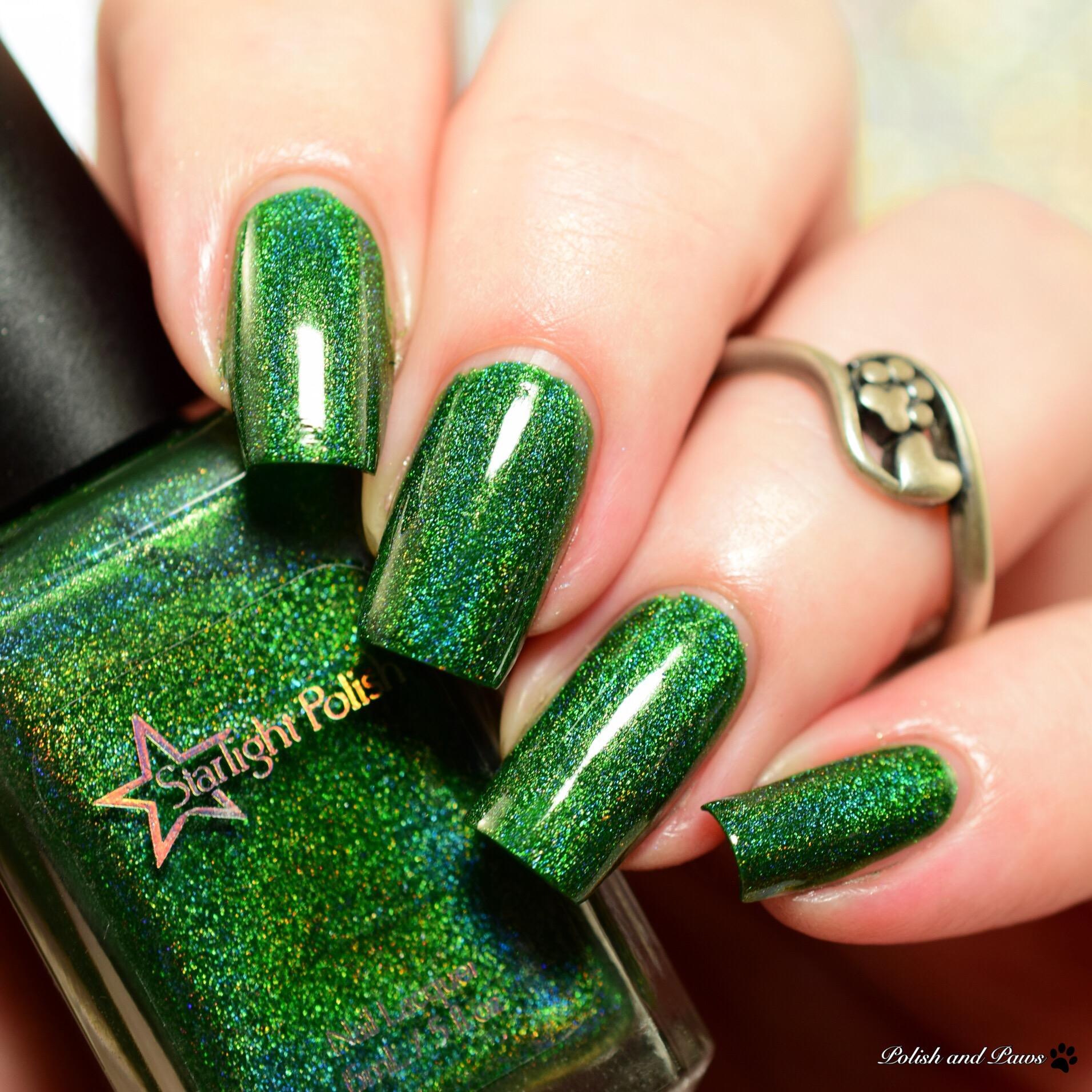 Starlight Polish Evergreen