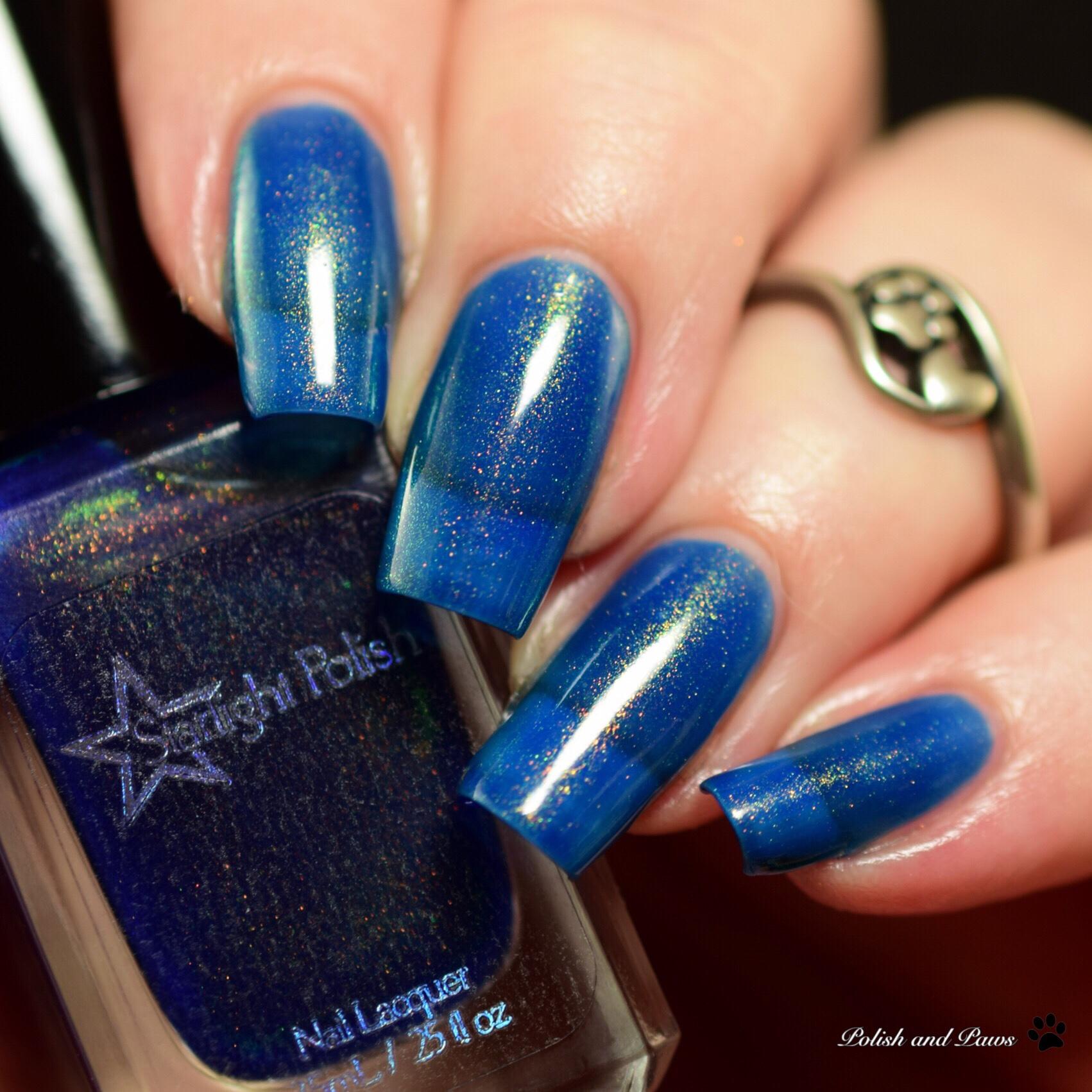 Starlight Polish Dragon Kyanite