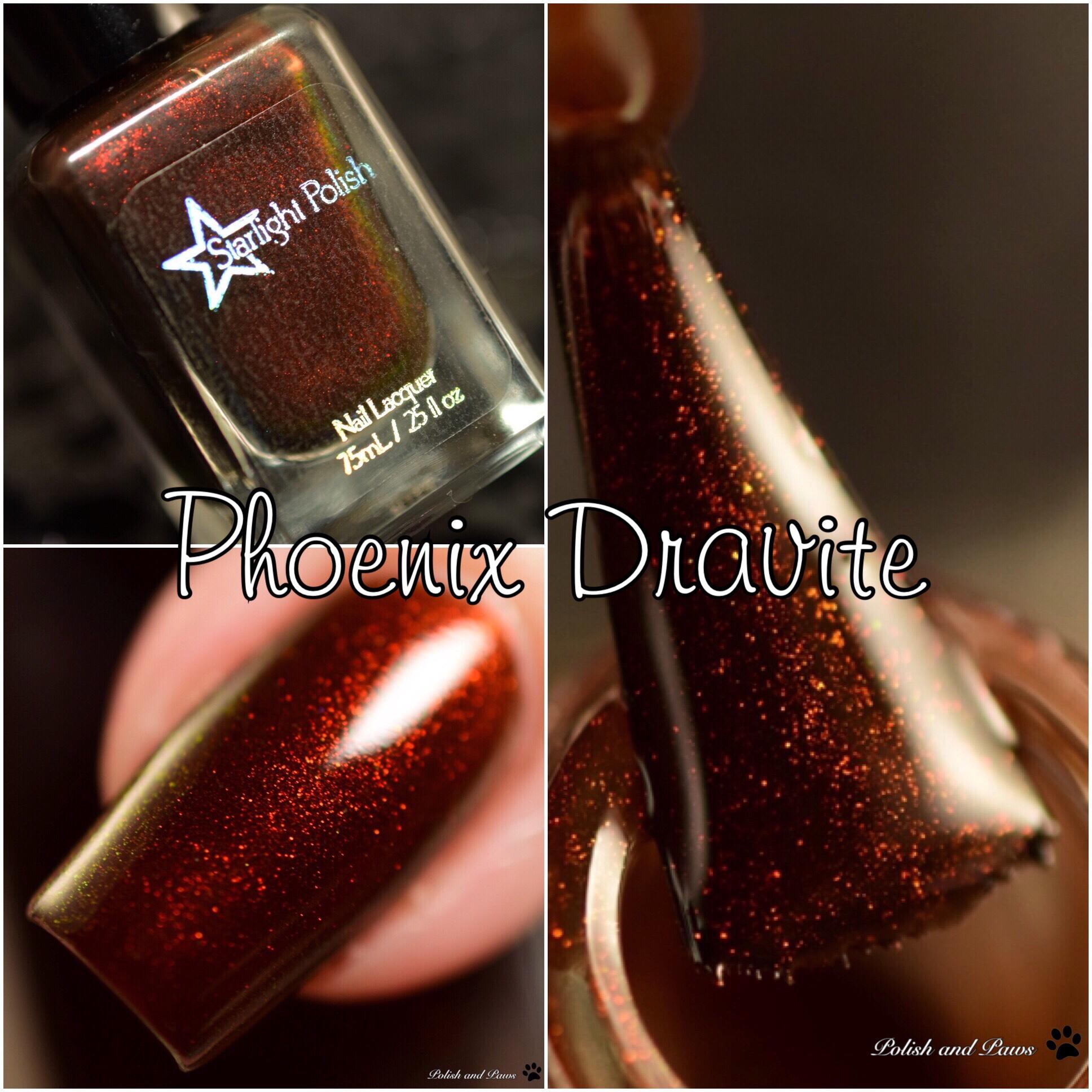 Starlight Polish Phoenix Dravite