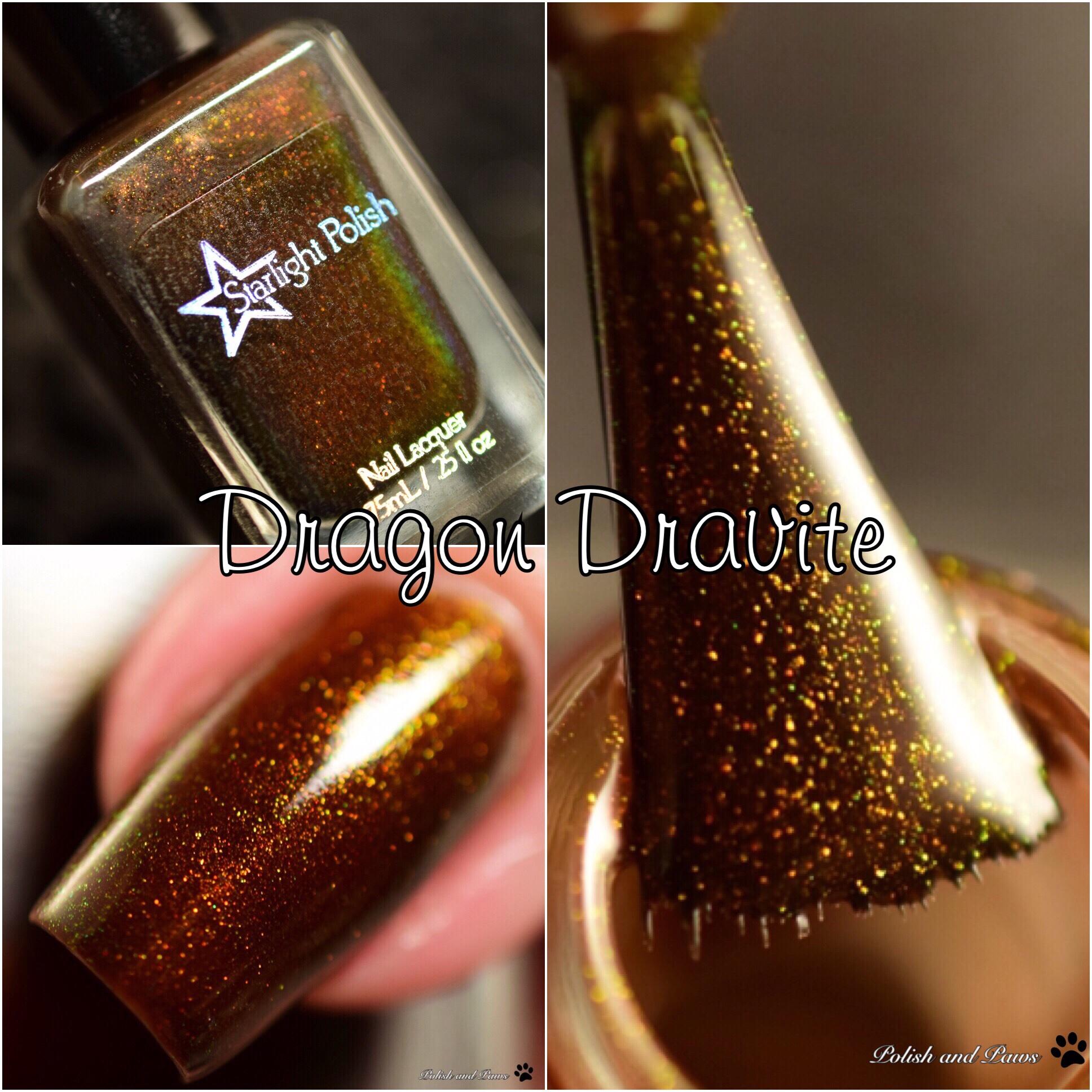 Starlight Polish Dragon Dravite