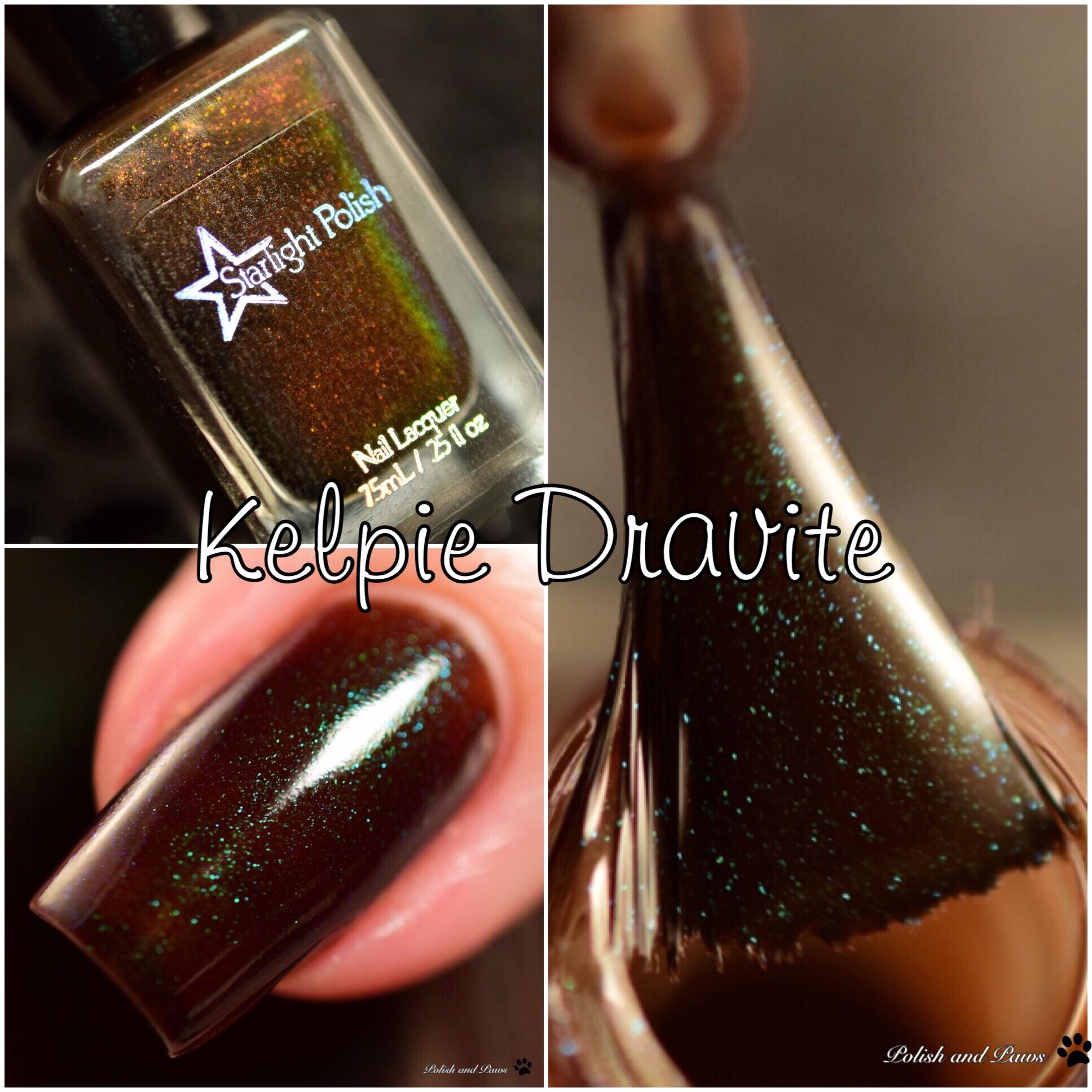 Starlight Polish Kelpie Dravite