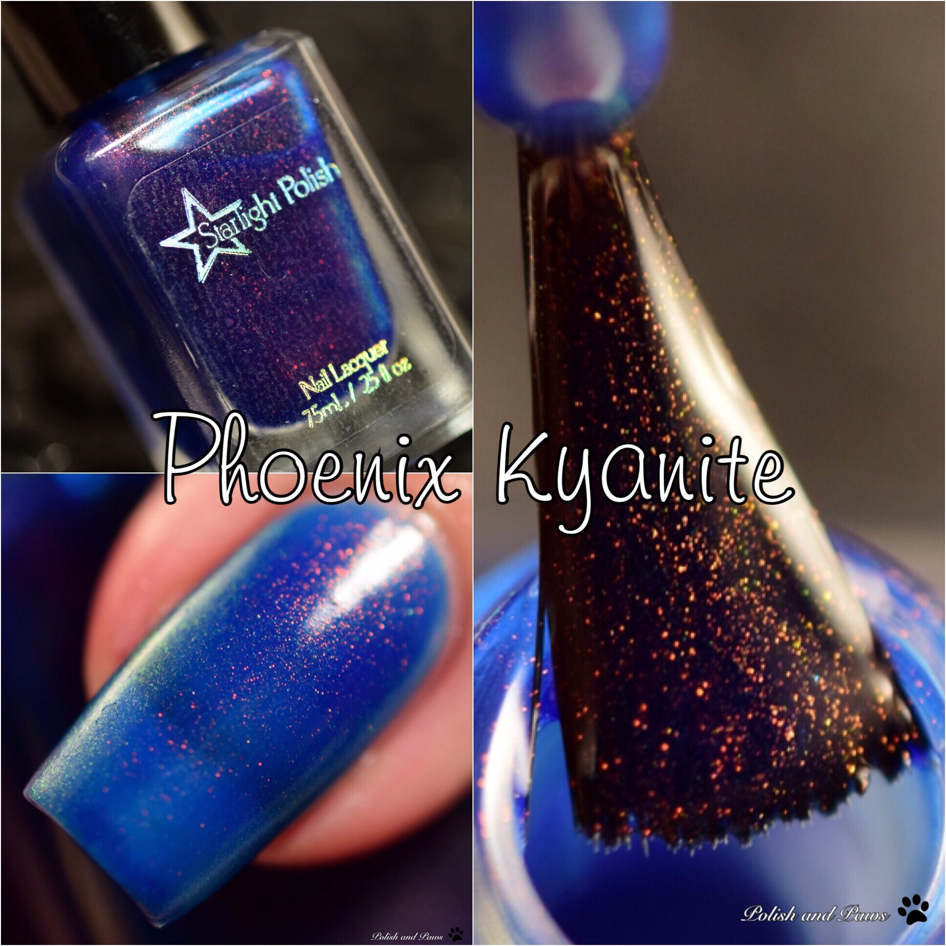 Starlight Polish Phoenix Kyanite