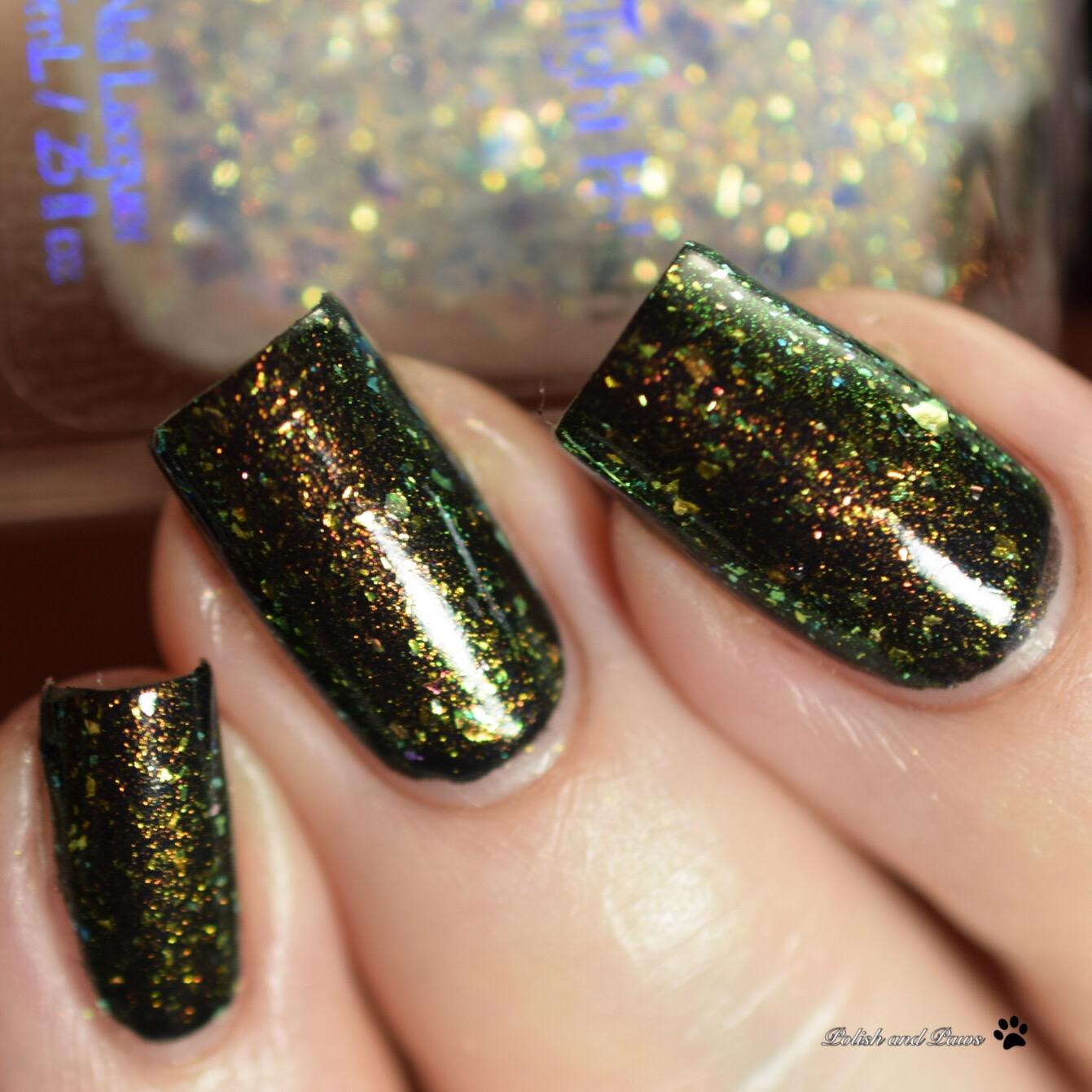 Starlight Polish Dragon Opal