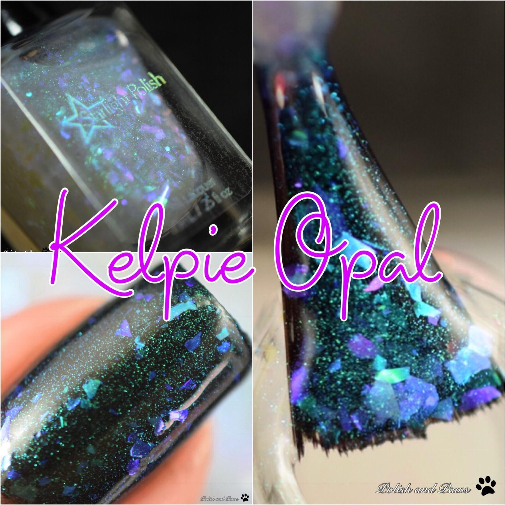 Starlight Polish Kelpie Opal