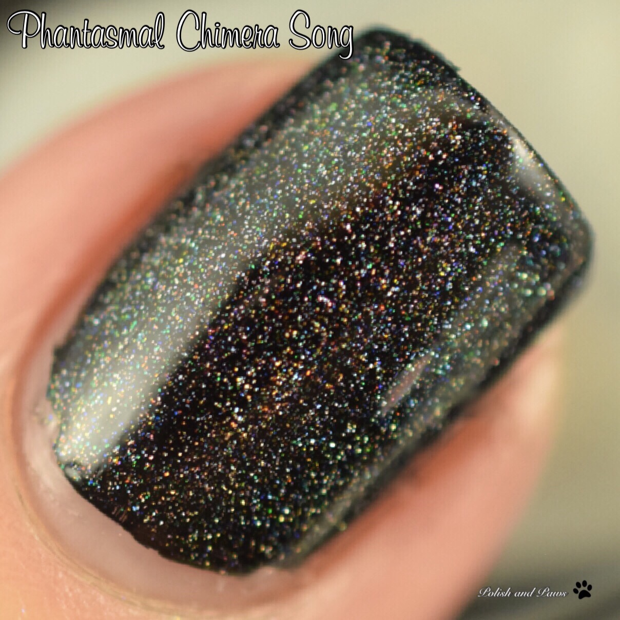 Starlight Polish Phantasmal Chimera Song