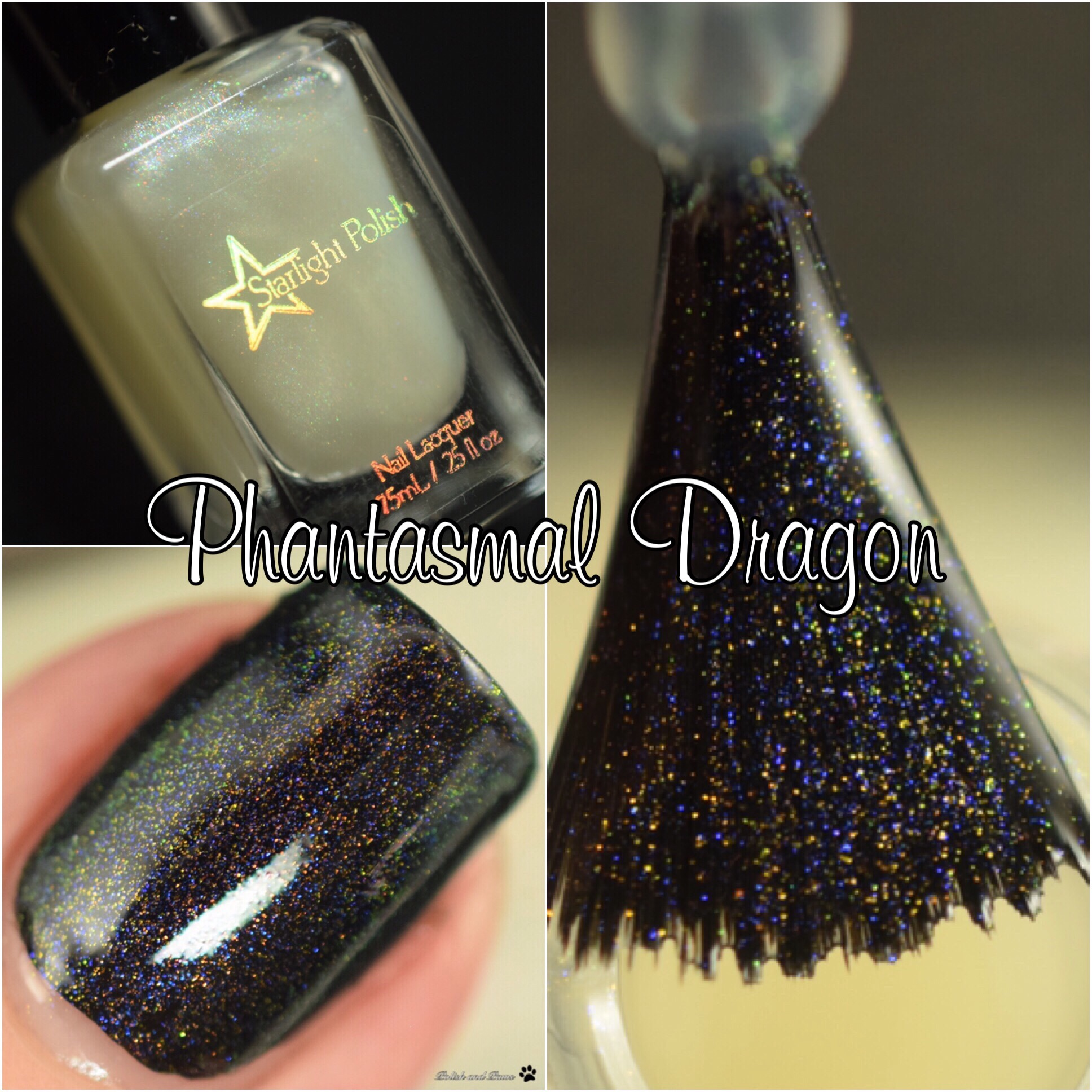 Starlight Polish Phantasmal Dragon