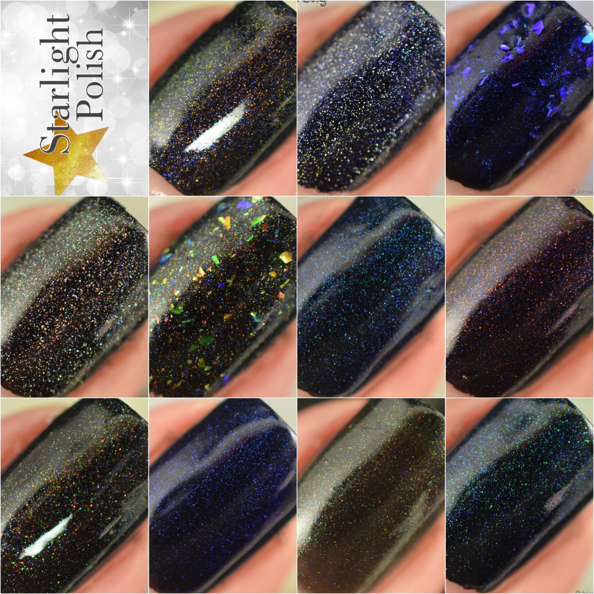 Starlight Polish Phantasmal Collection