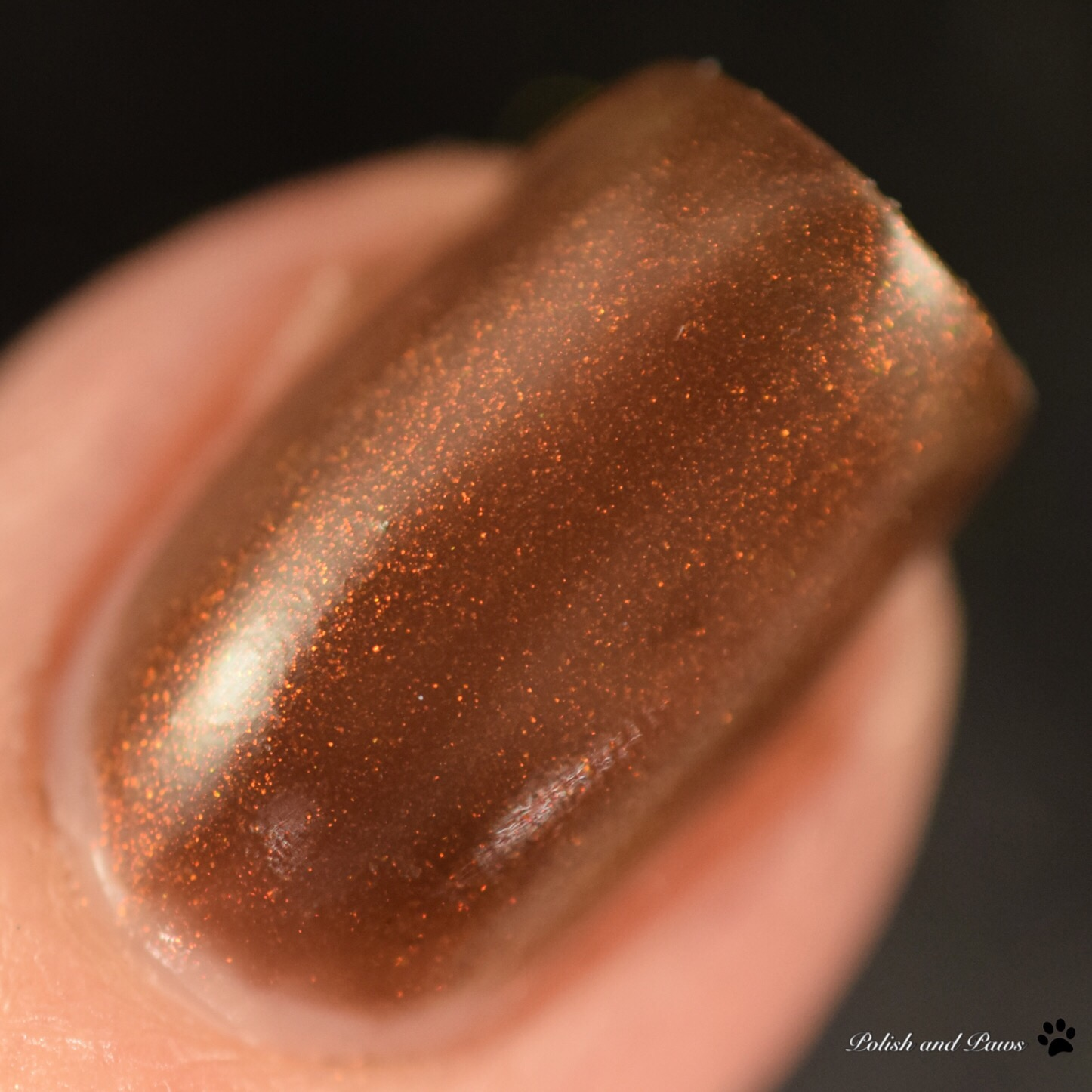 Starlight Polish Cedar Fire