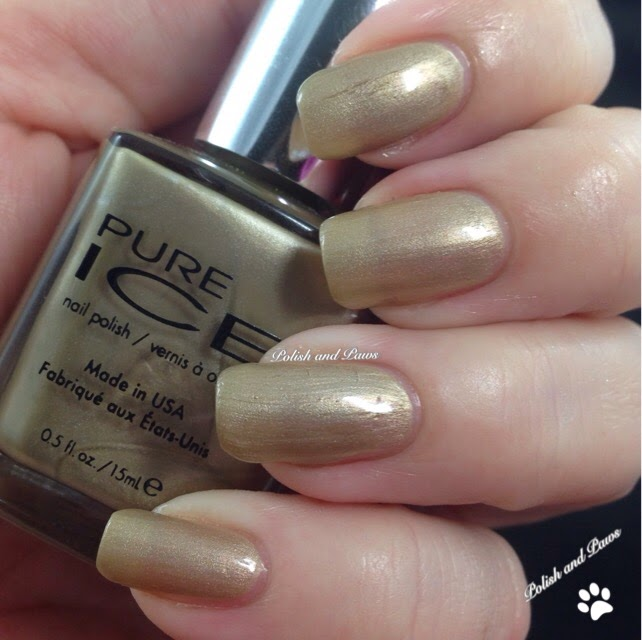 Pure Ice New Year New Hue Collection | Polish and Paws