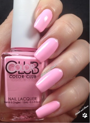 Color Club ~ Poptastic Pastel Neon Collection | Polish and Paws