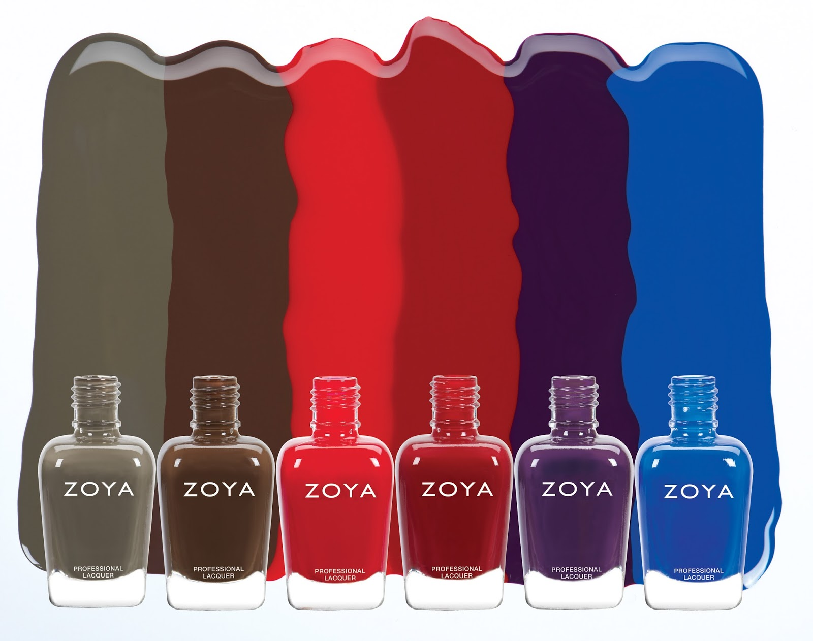 Press Release: Zoya Nail Polish Announces Focus and Flaire ...
