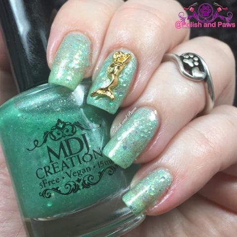MDJ Creations Mermaid Tail