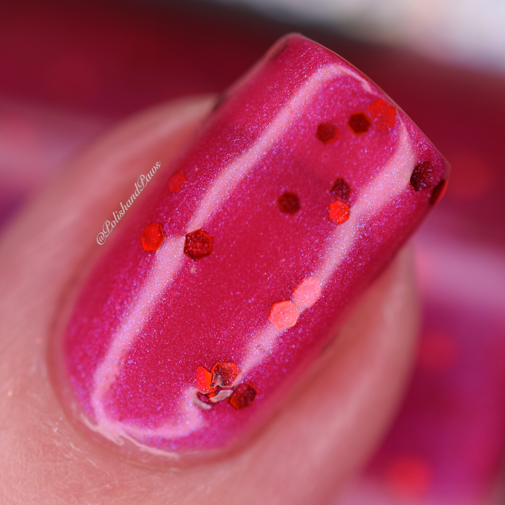 Sassy Pants Polish Cherry Poppin'