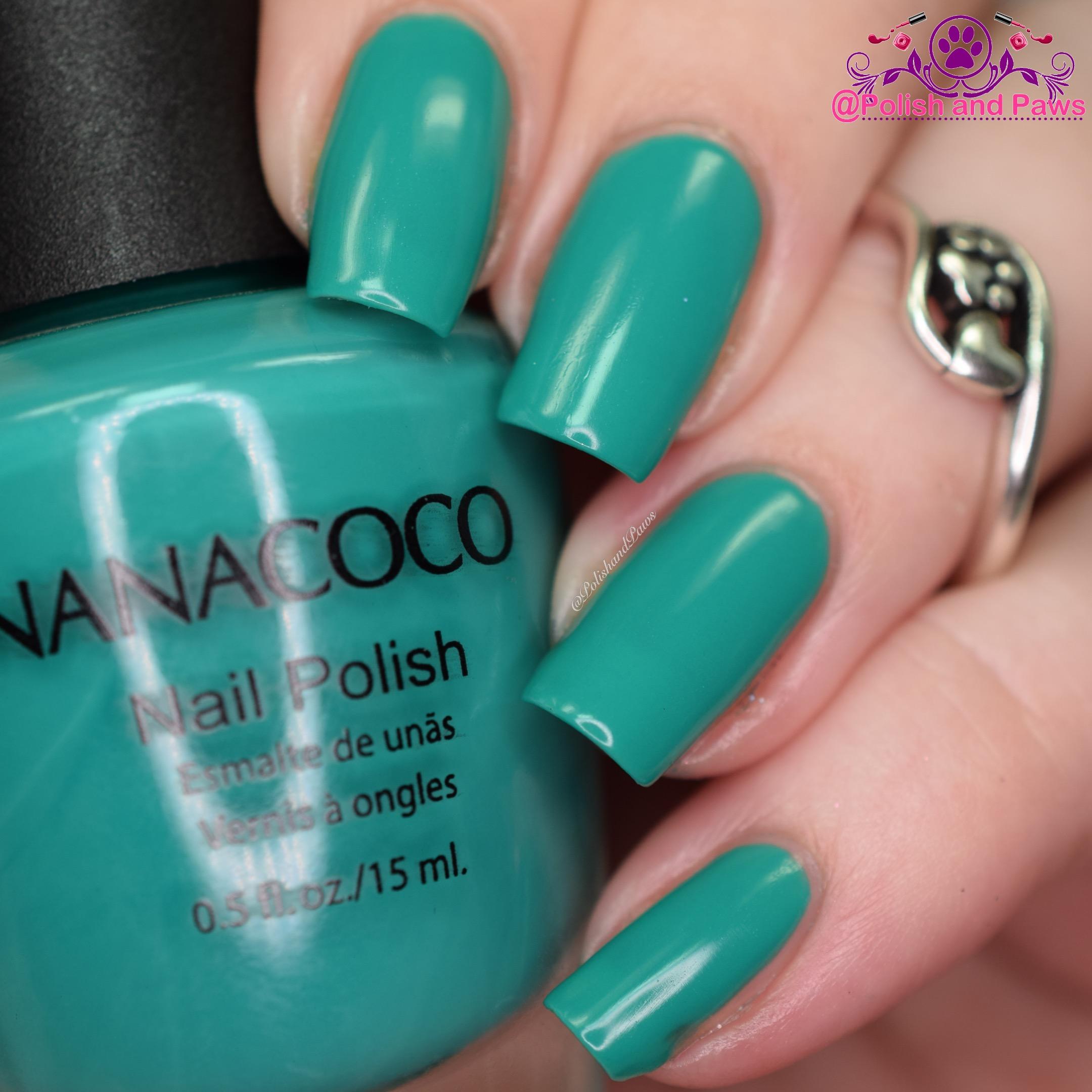Nanacoco Nail Polish ~ Swatch and Review | Polish and Paws