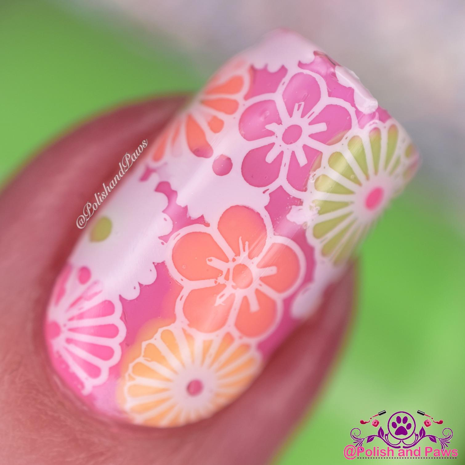 BPS LynB Nail Art