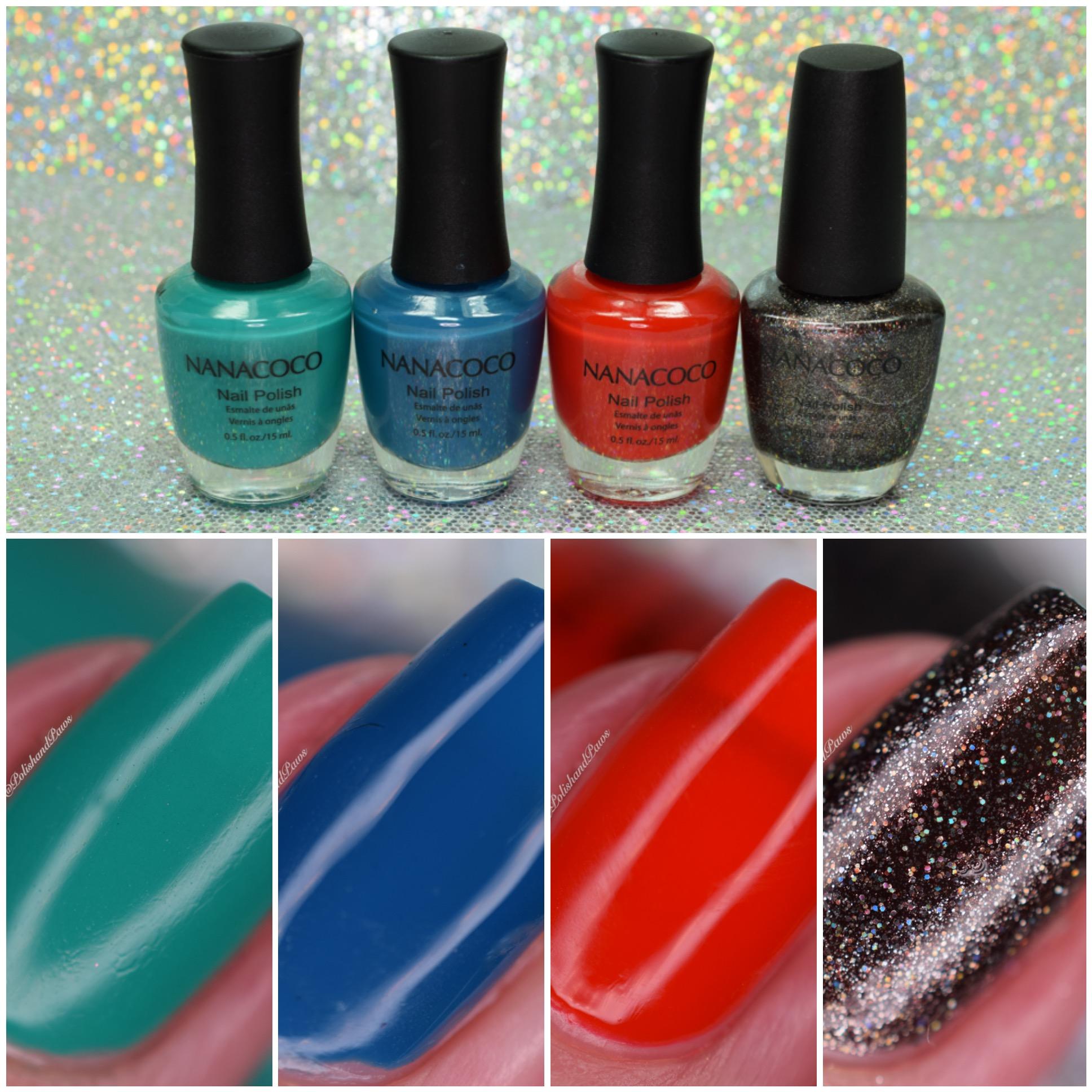 nanacoco nail polish
