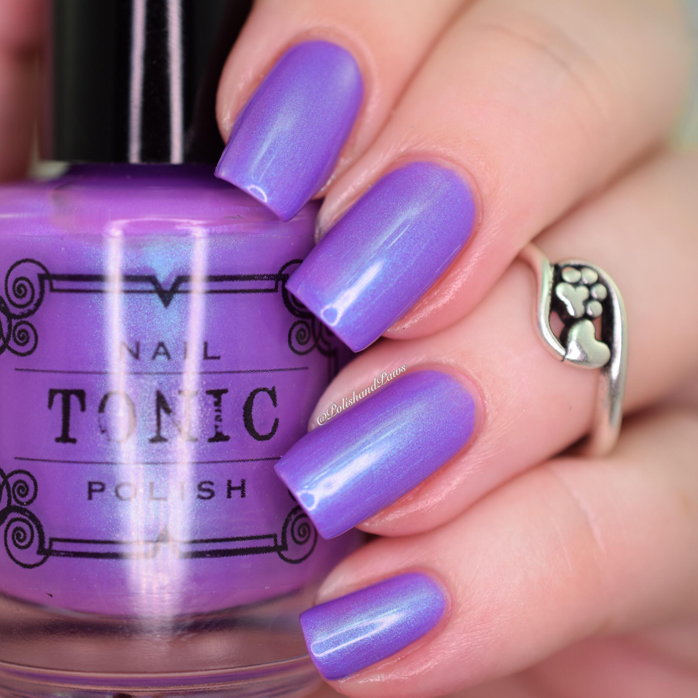 Tonic Nail Polish Light of Lyra