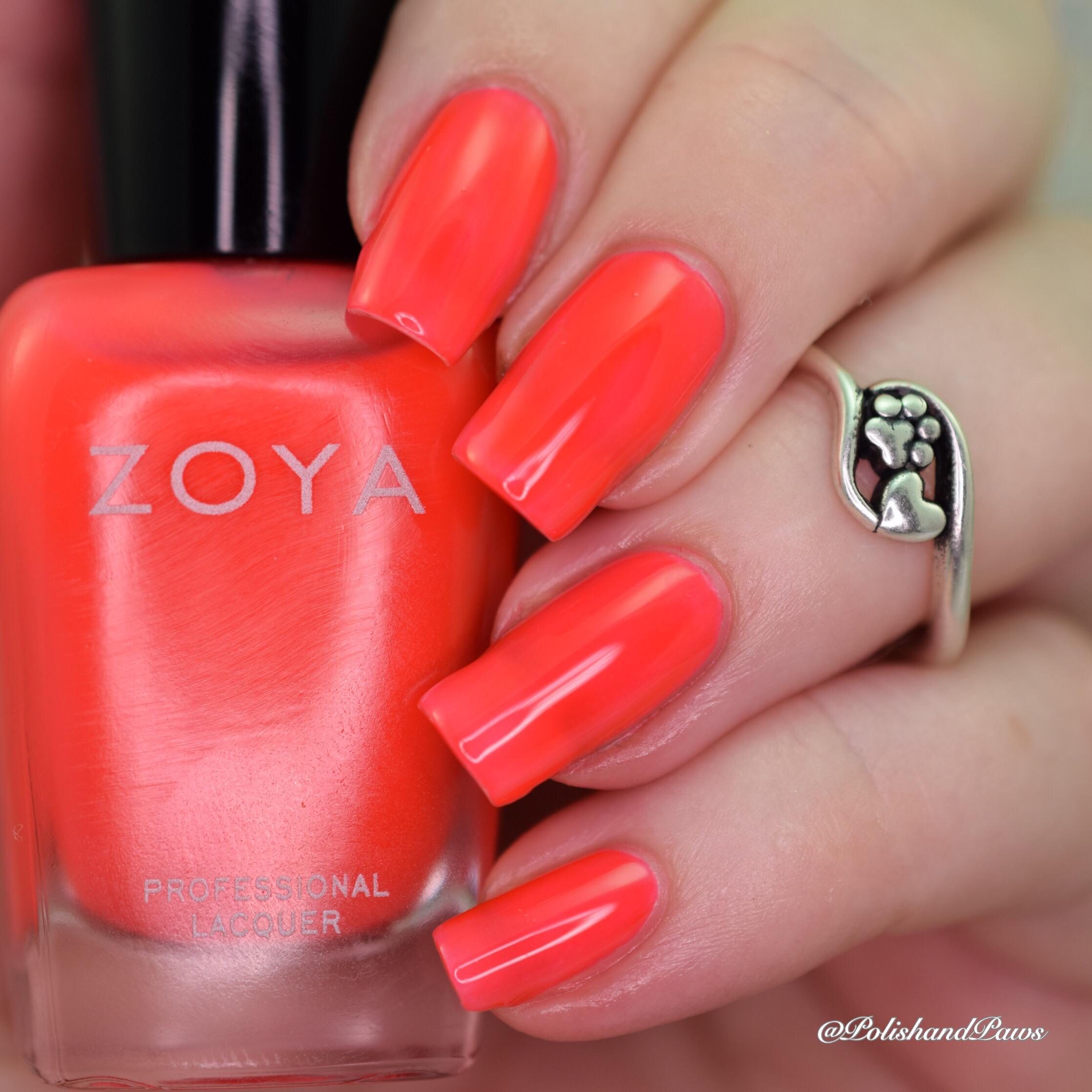 Zoya Erza UltraBrite Neons