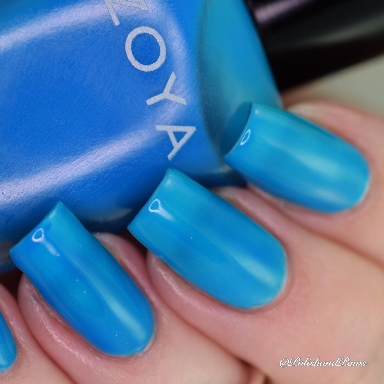 Zoya Juvia UltraBrite Neons