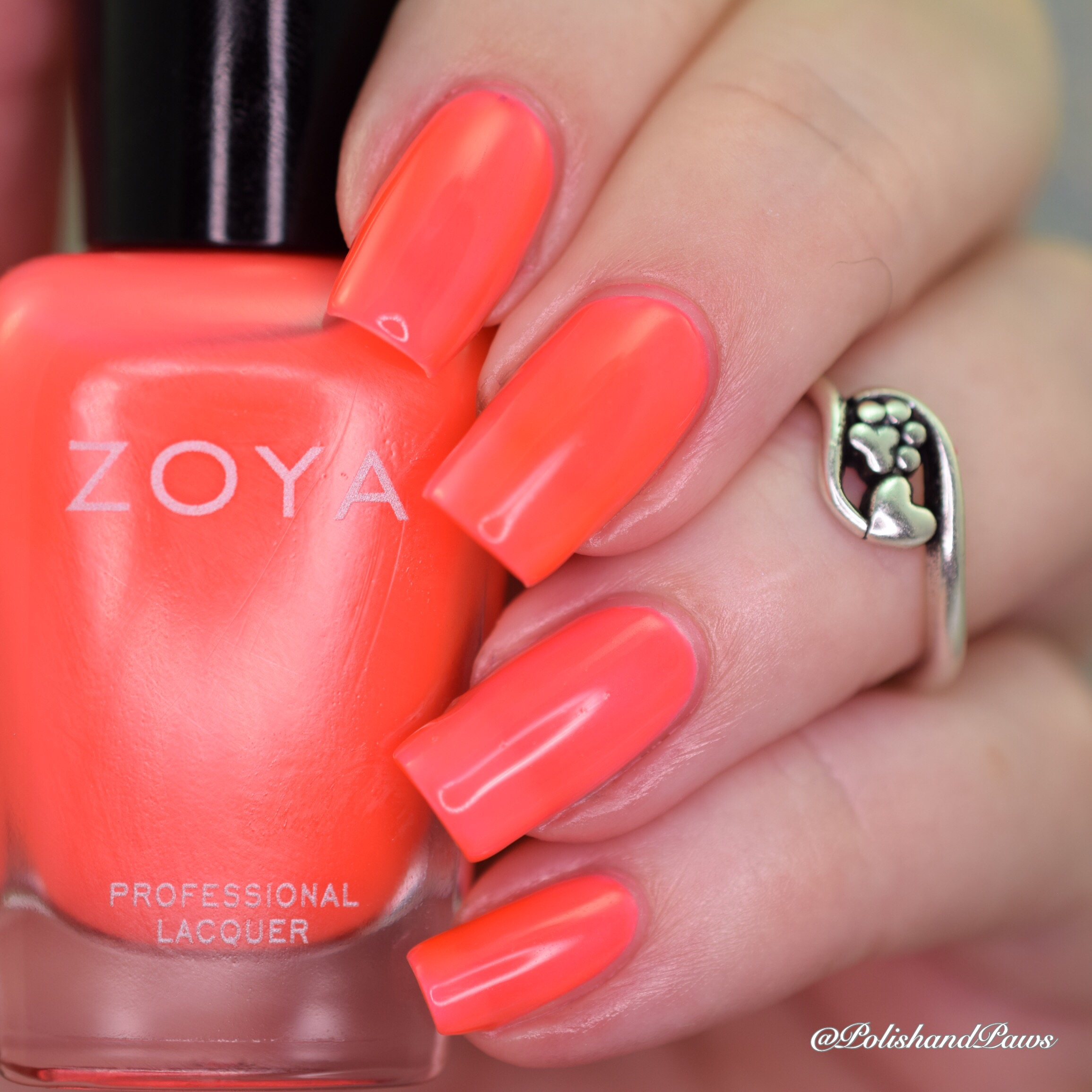 Zoya UltraBrite Neons ~ Summer 2016 | Polish and Paws