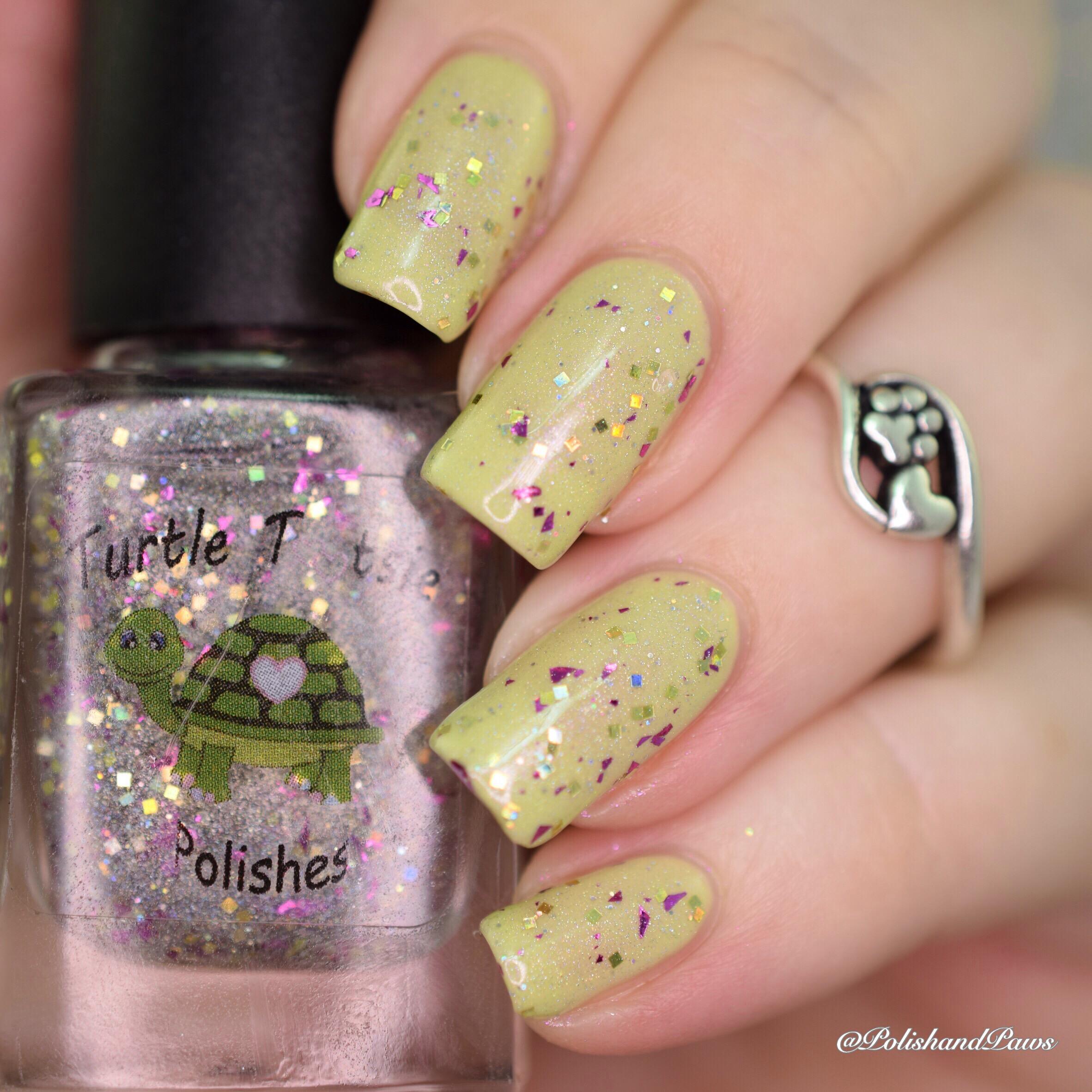 Turtle Tootsie Elven Magic