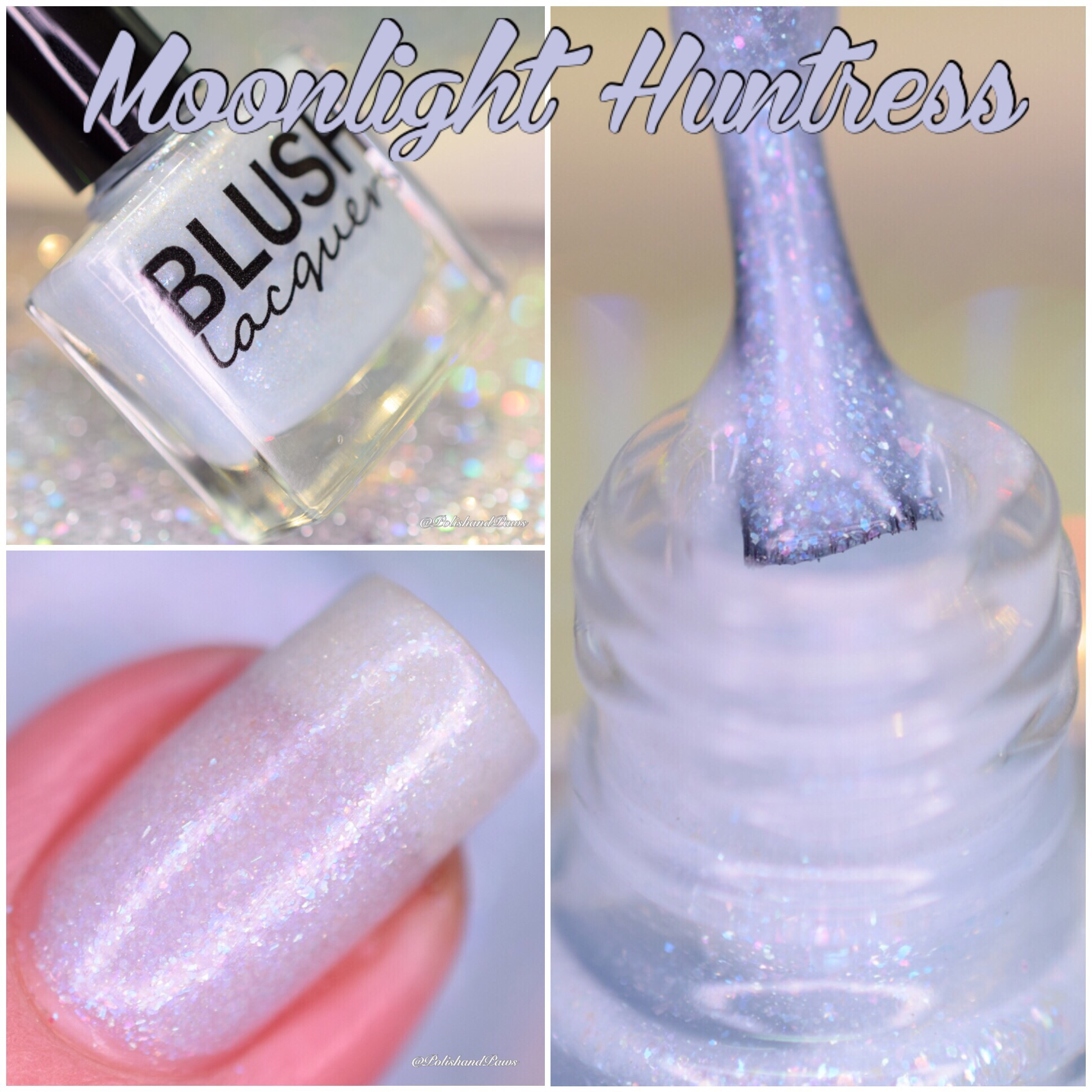 Blush Lacquer Moonlight Huntress