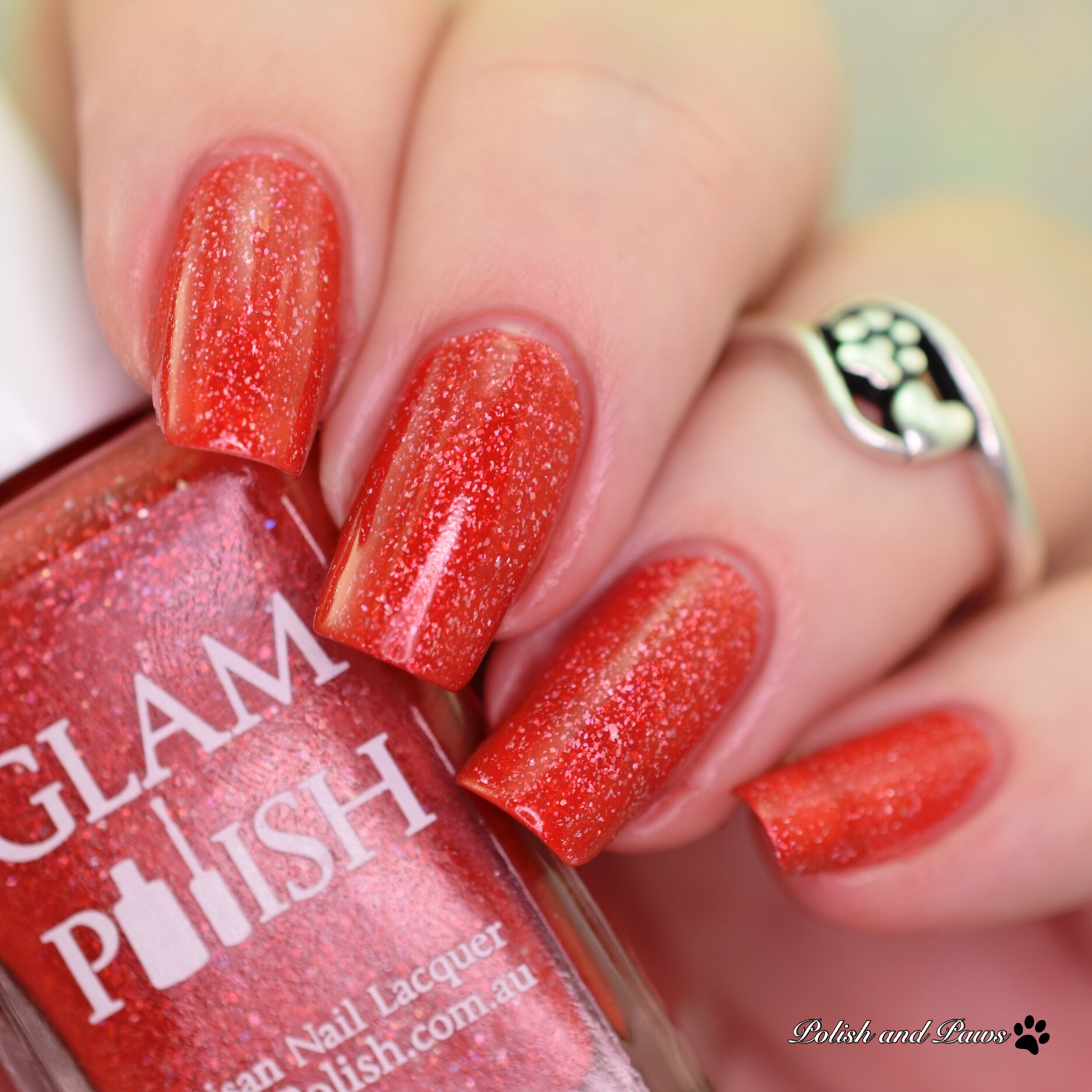 Glam Polish Devil in Disguise
