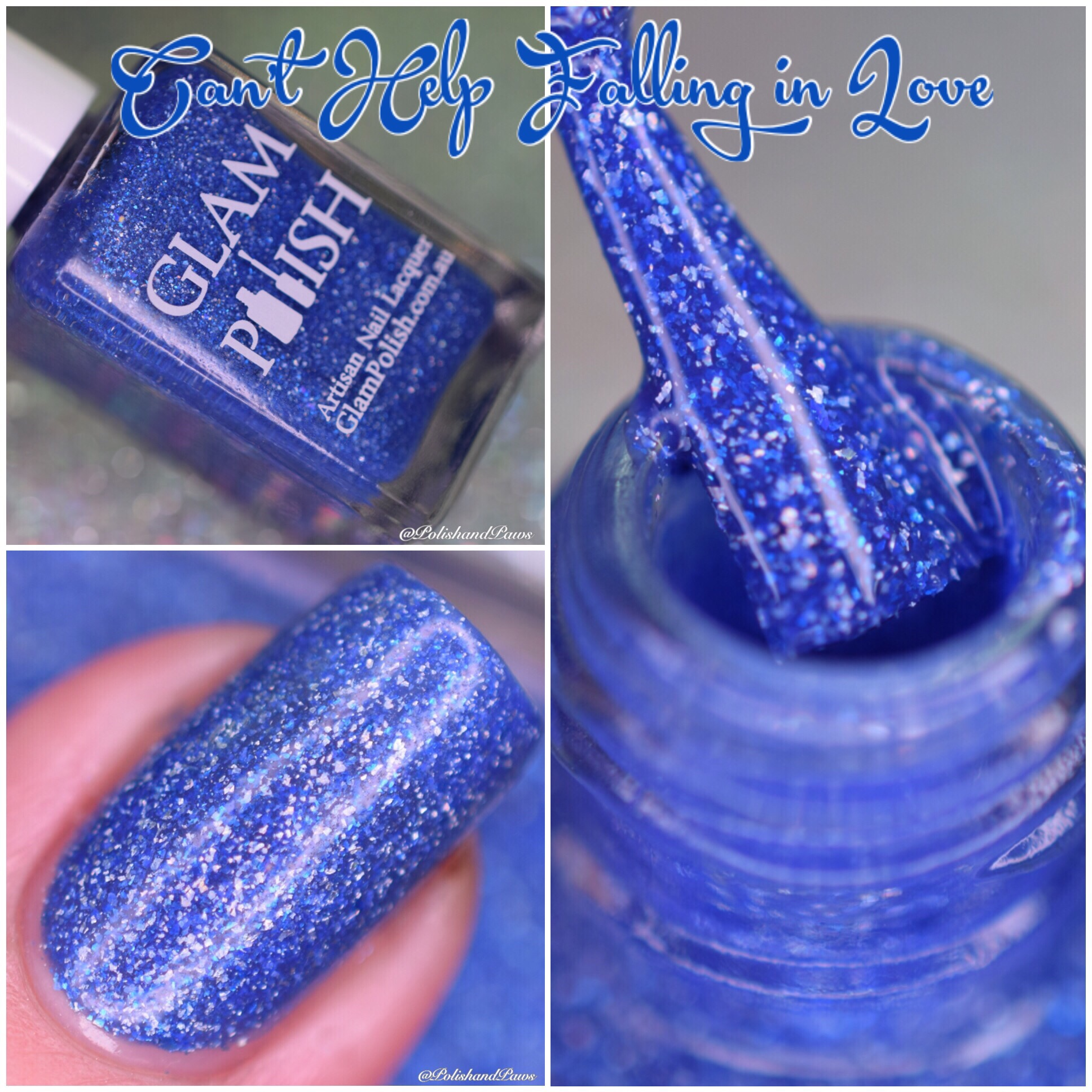 Glam Polish Can't Help Falling in Love