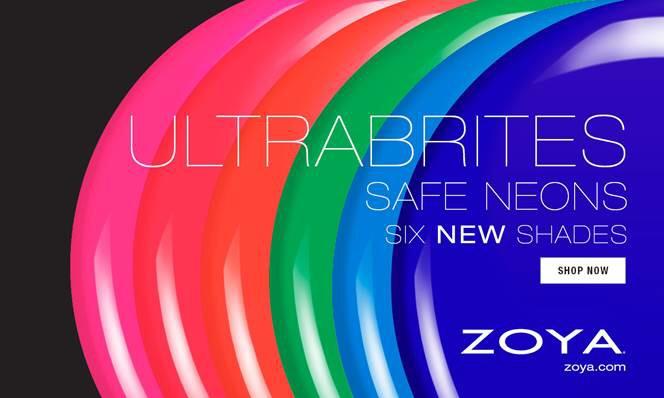 Zoya Ultrabrights