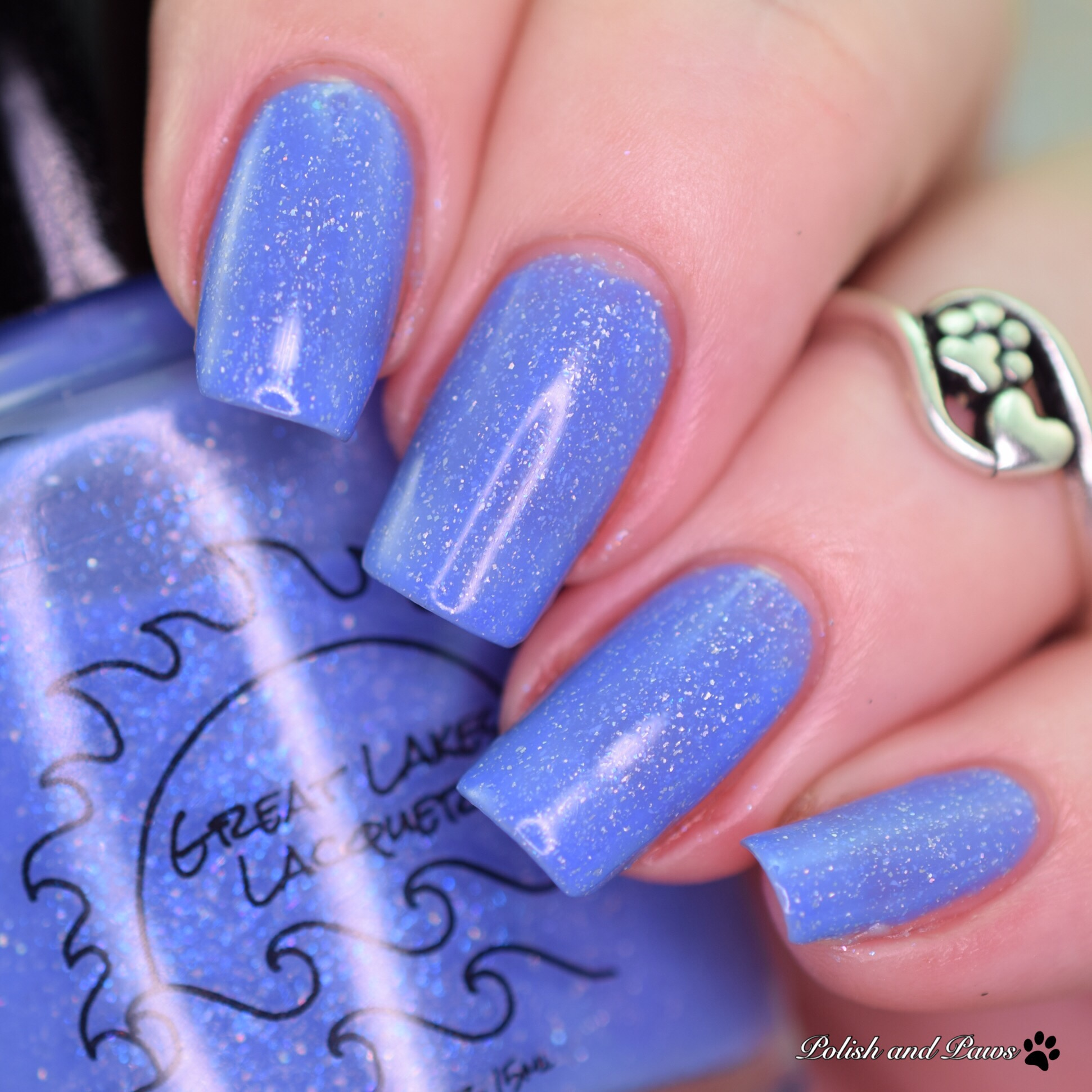 Great Lakes Lacquer  I Left my Heart at Houghton