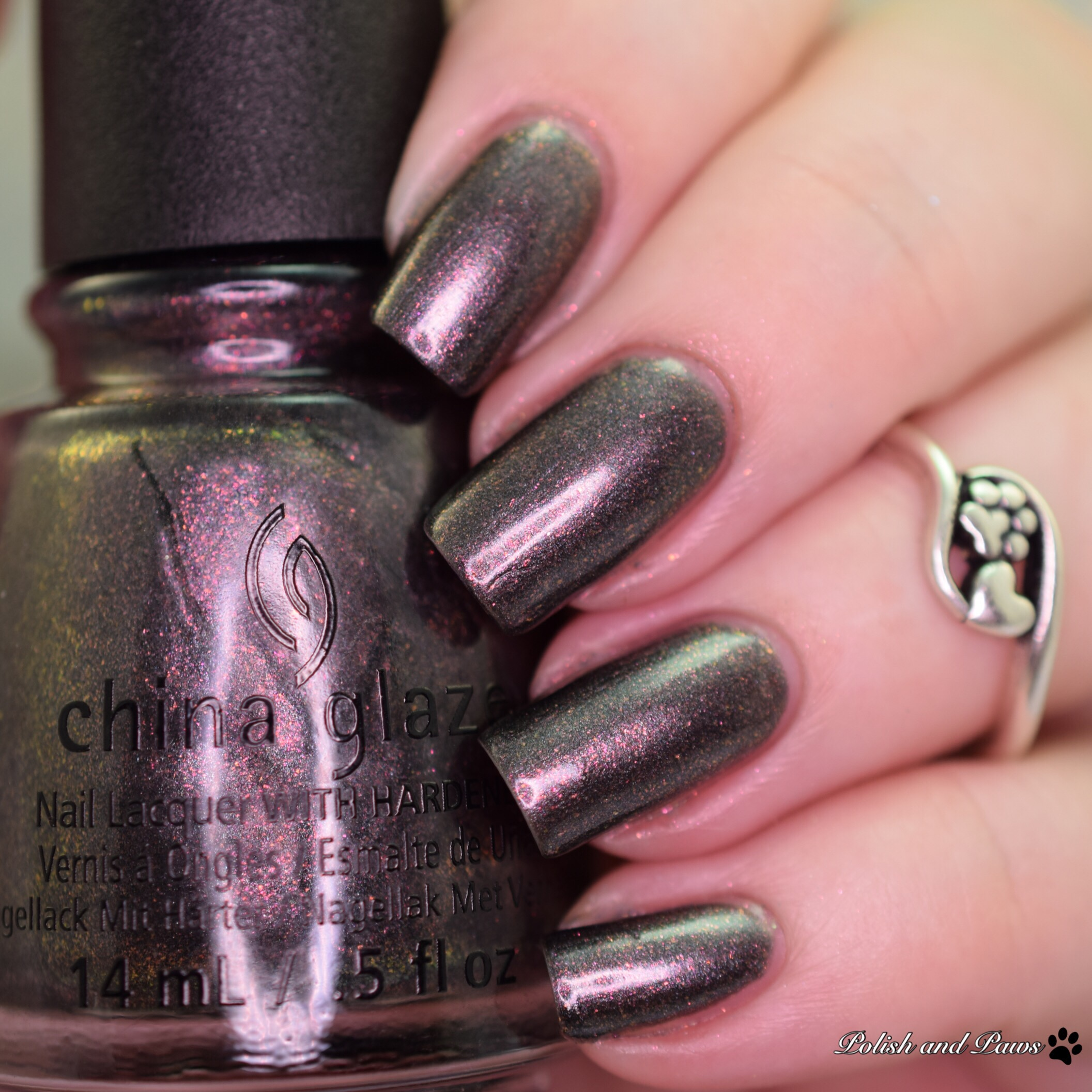 China Glaze Heroine Chic