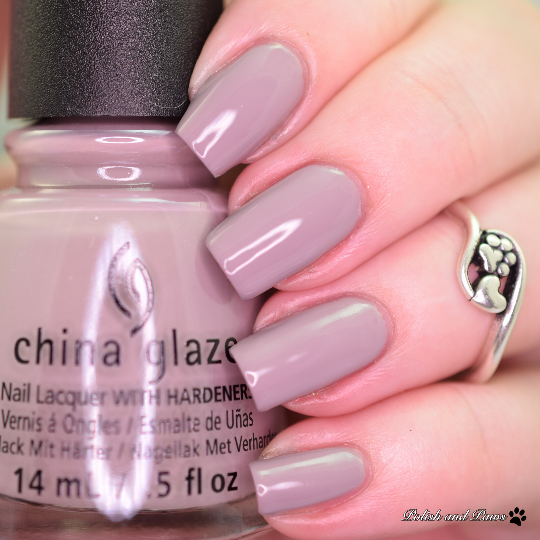 China Glaze Dope Taupe