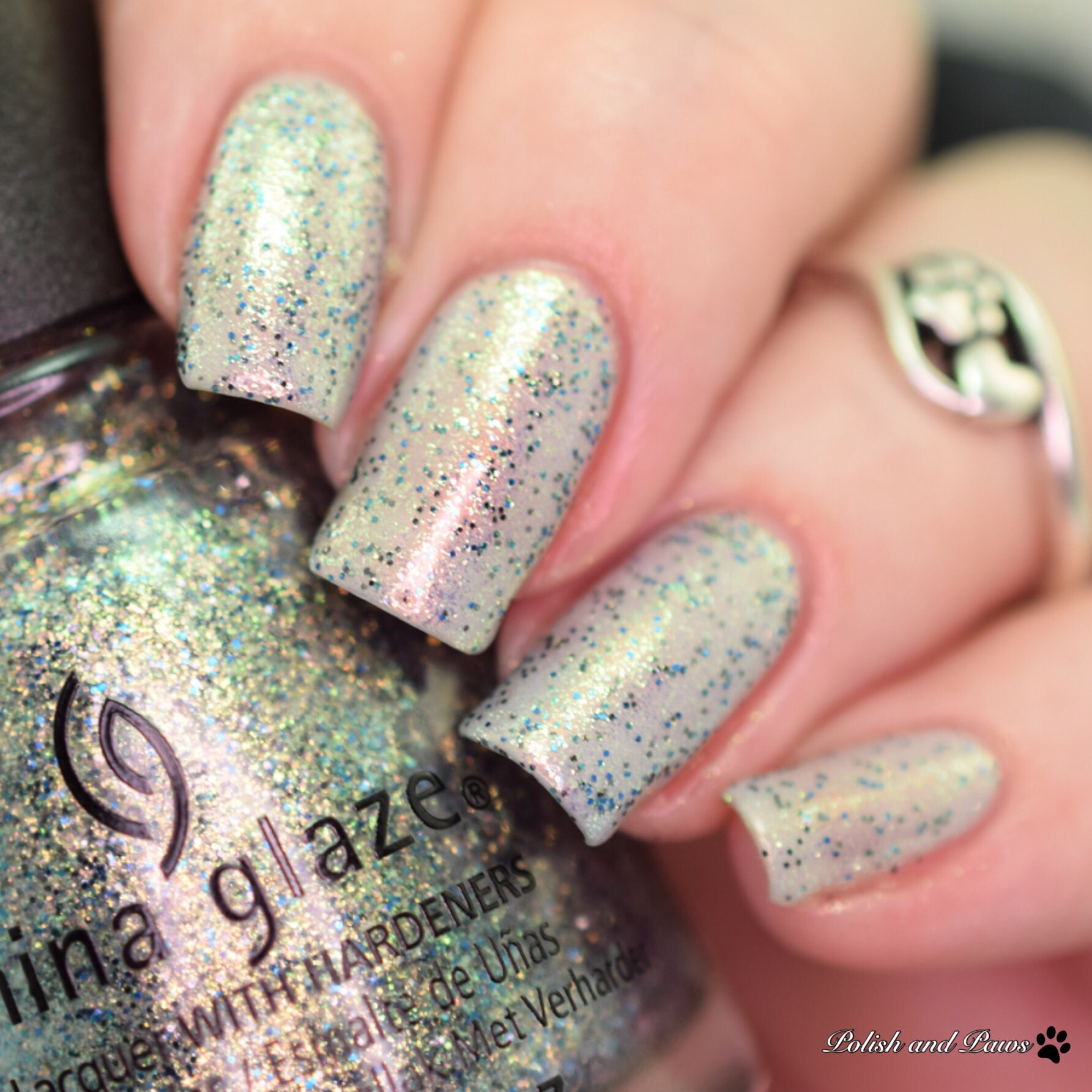 China Glaze Holo at Ya Girl!