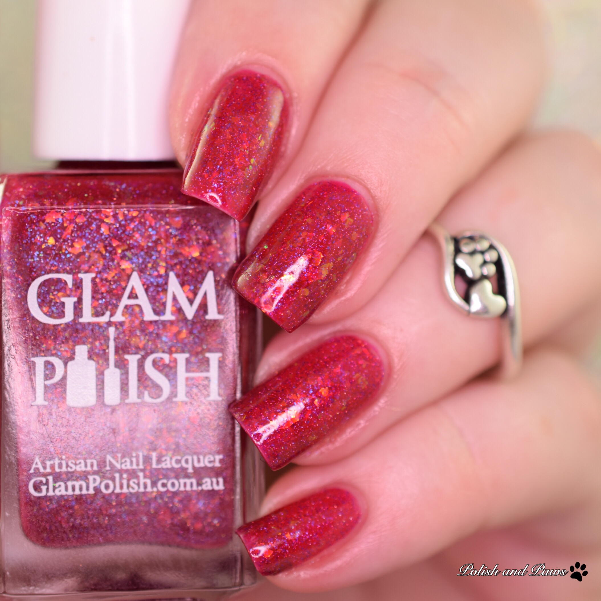 Glam Polish Go Eat Worms