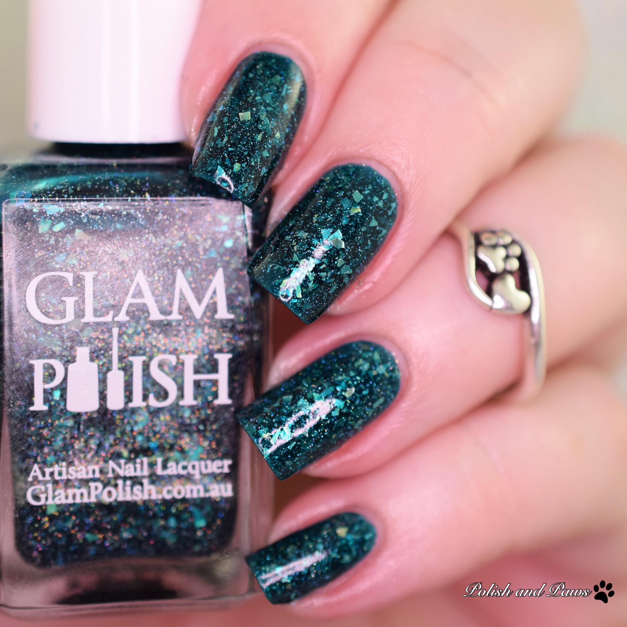 Glam Polish Werewolf of the Fever Swamp