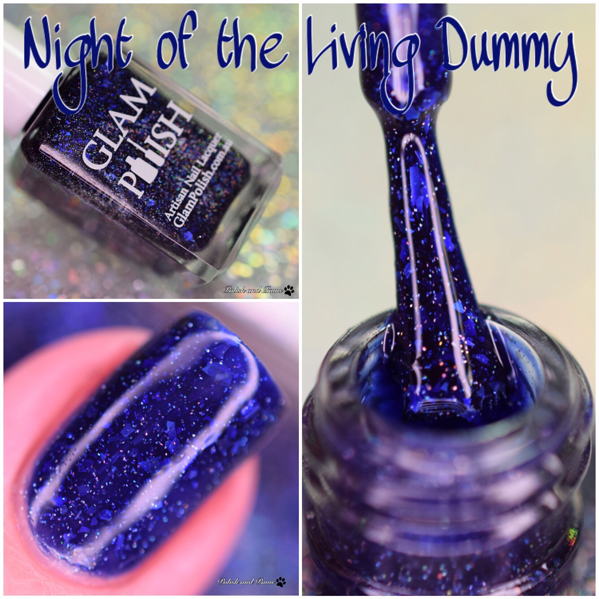 Glam Polish It\'s Gonna be a Scream! Collection ~ Limited Edition ...