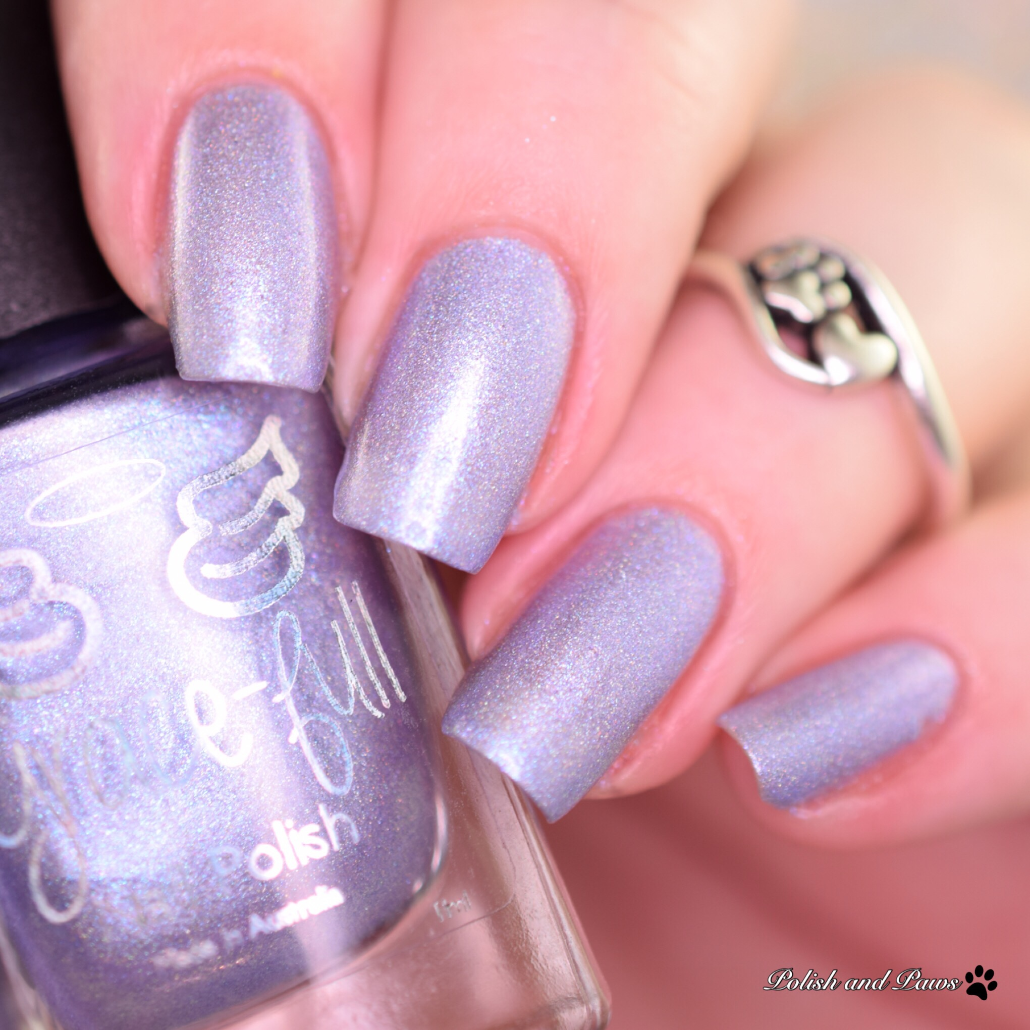 Grace-full Nail Polish Pony Whispers