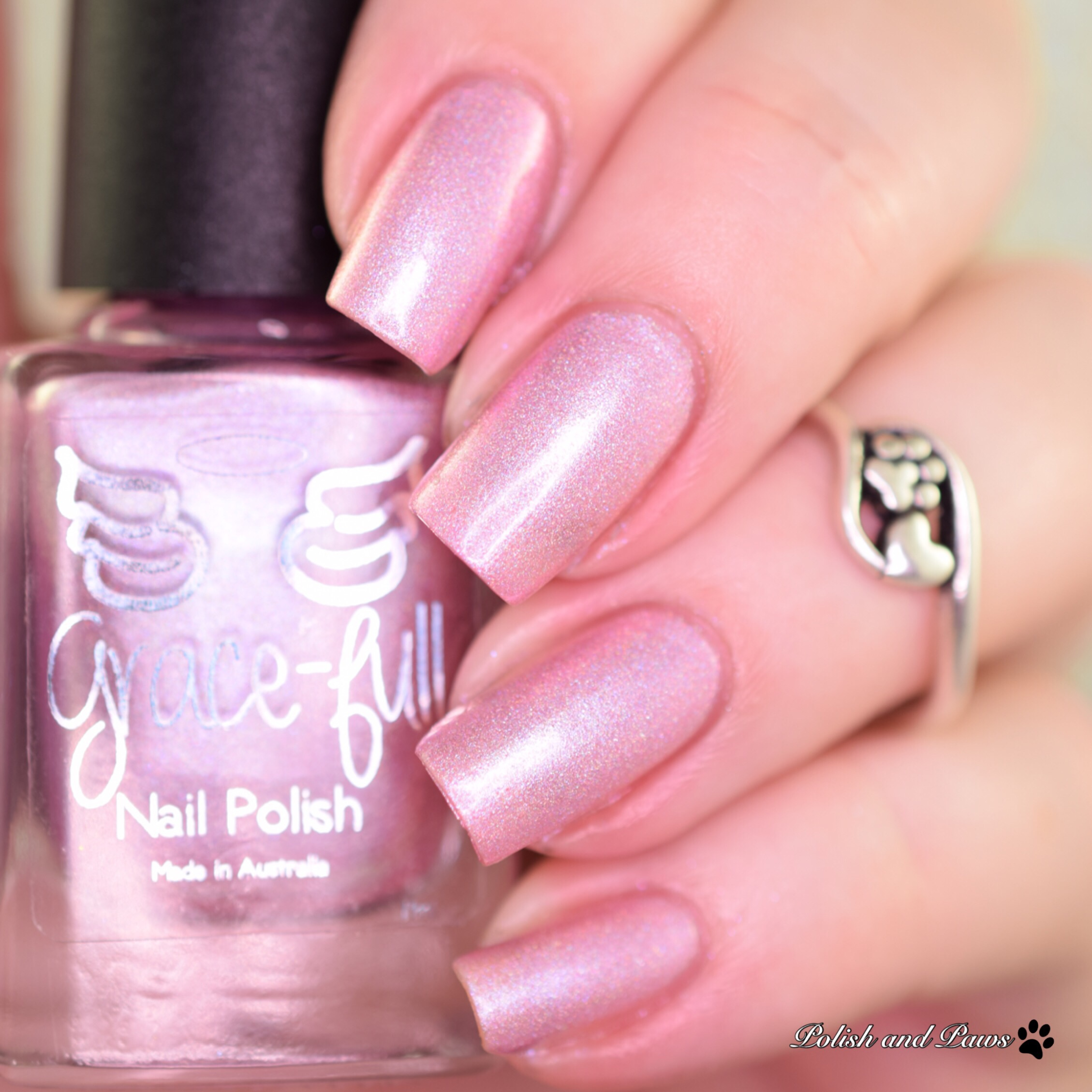 Grace-full Nail Polish Fairy Kisses