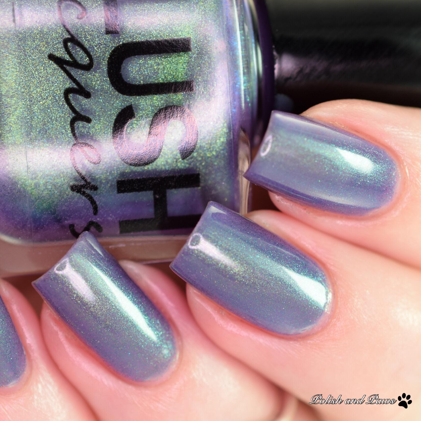 Blush Lacquers Marina Azure