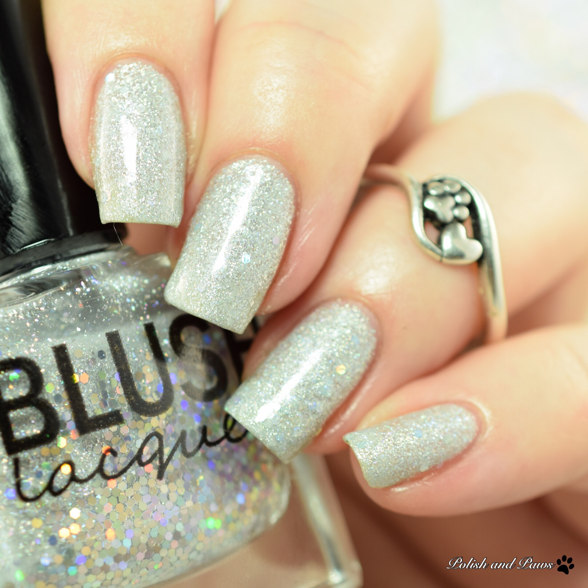 Blush Lacquers Mirrorball