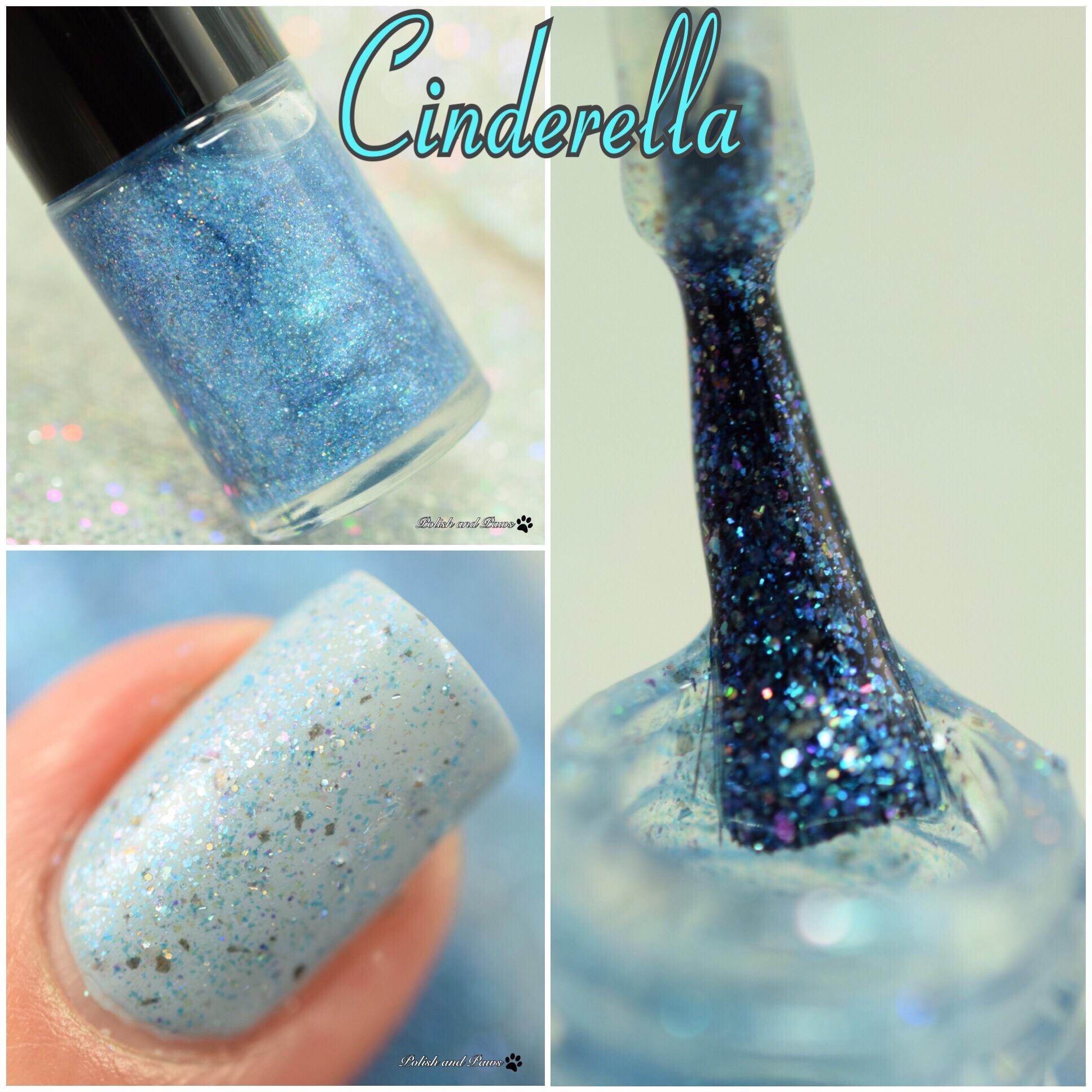 MDJ Creations Cinderella