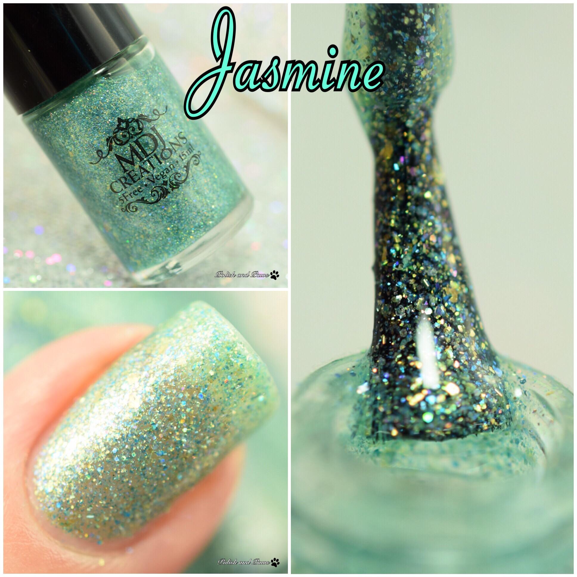 MDJ Creations Jasmine