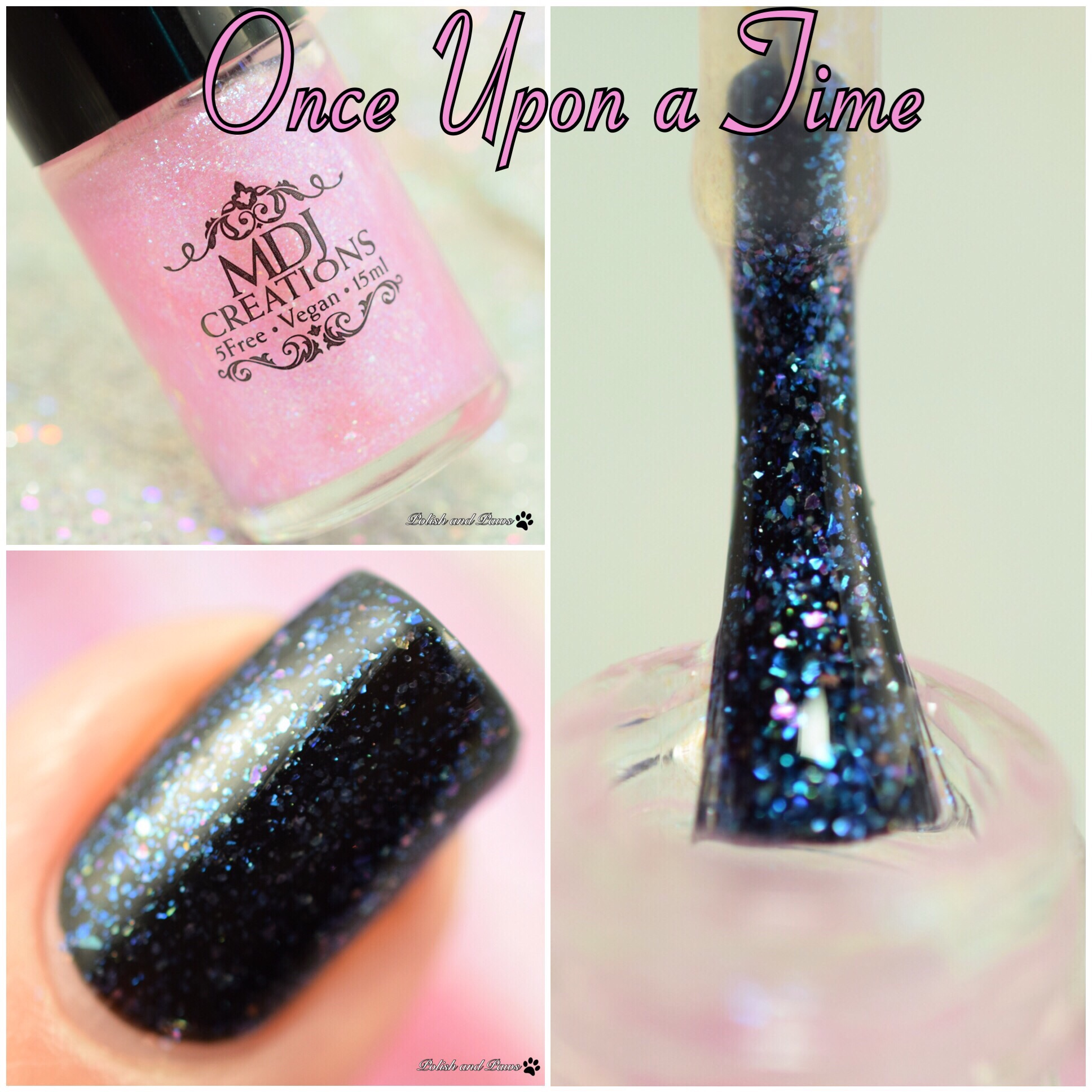 MDJ Creations Once Upon a Time