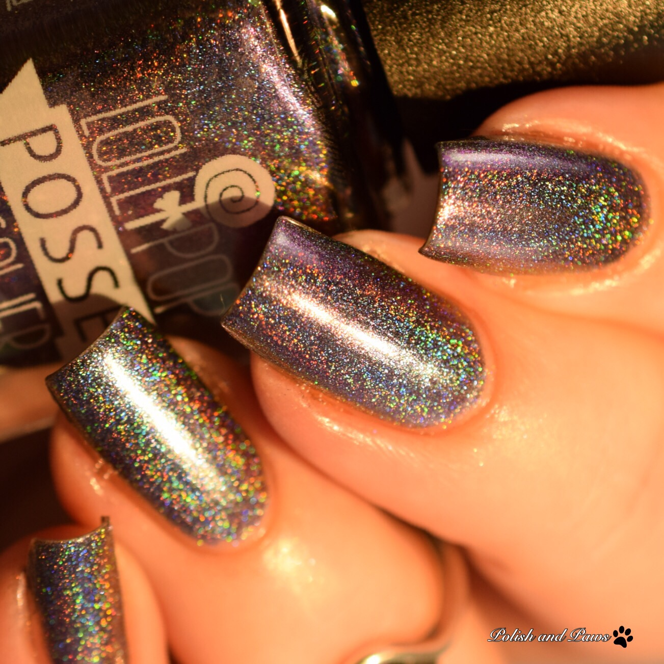 Lollipop Posse Lacquer Threaten me with Life