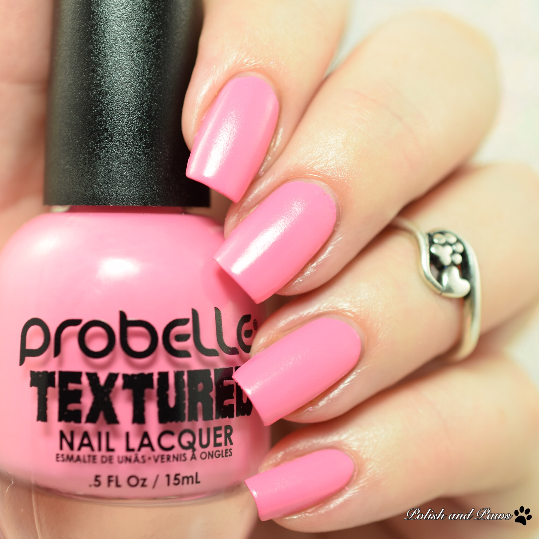 Probelle Textured Light Pink