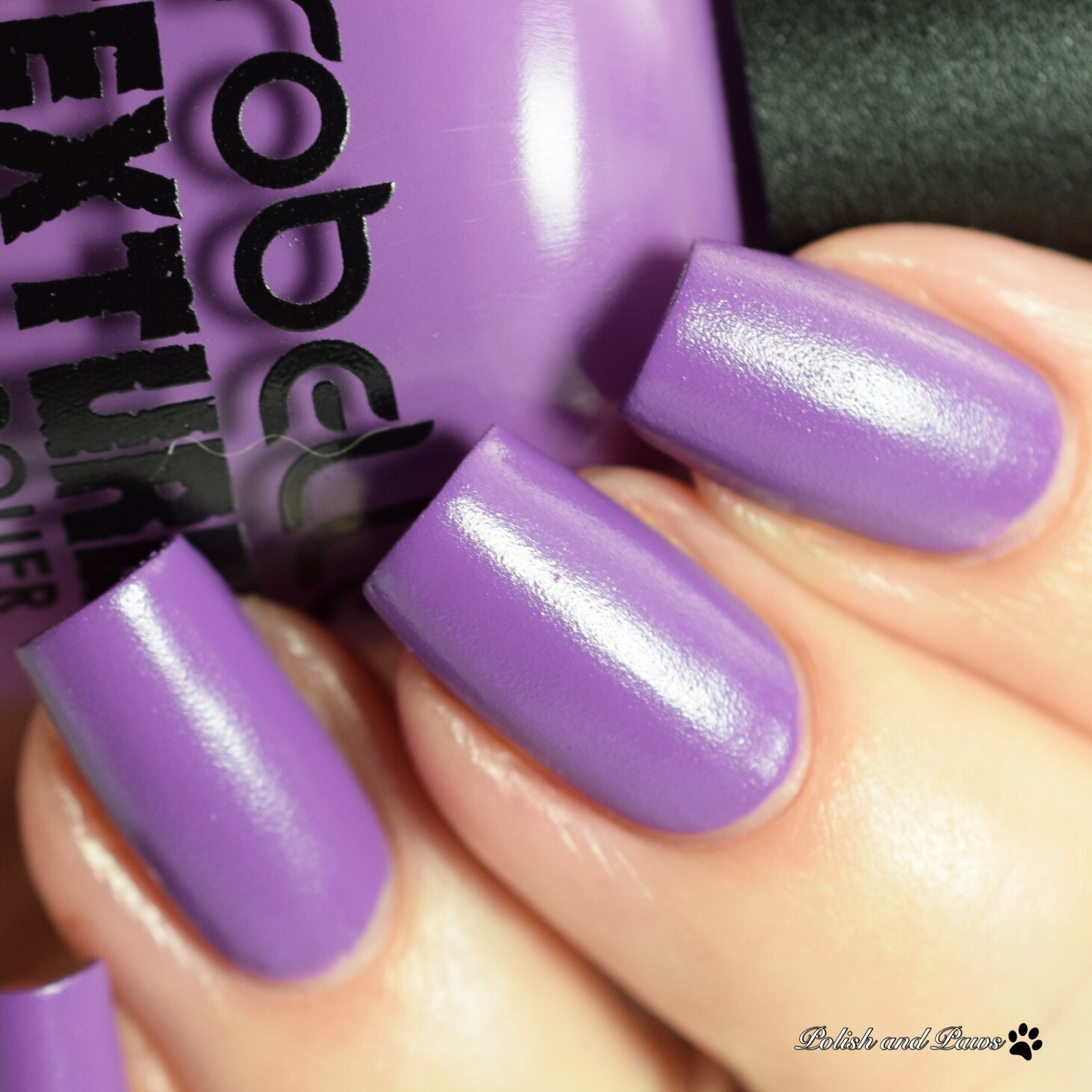 Probelle Textured Purple
